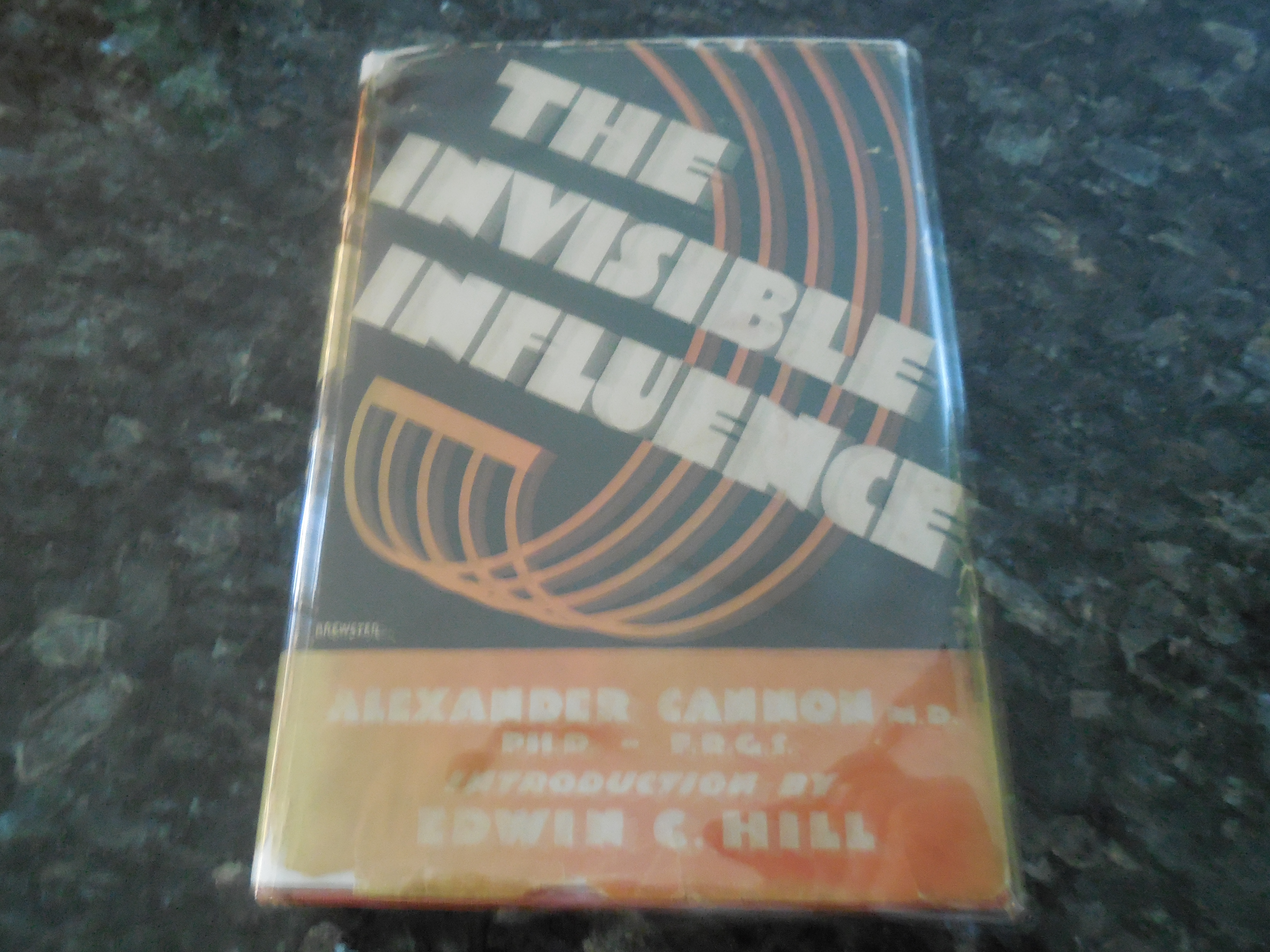 The Invisible Influence - A Story of the Mystic Orient with  Great Truths Which Can Never  Die