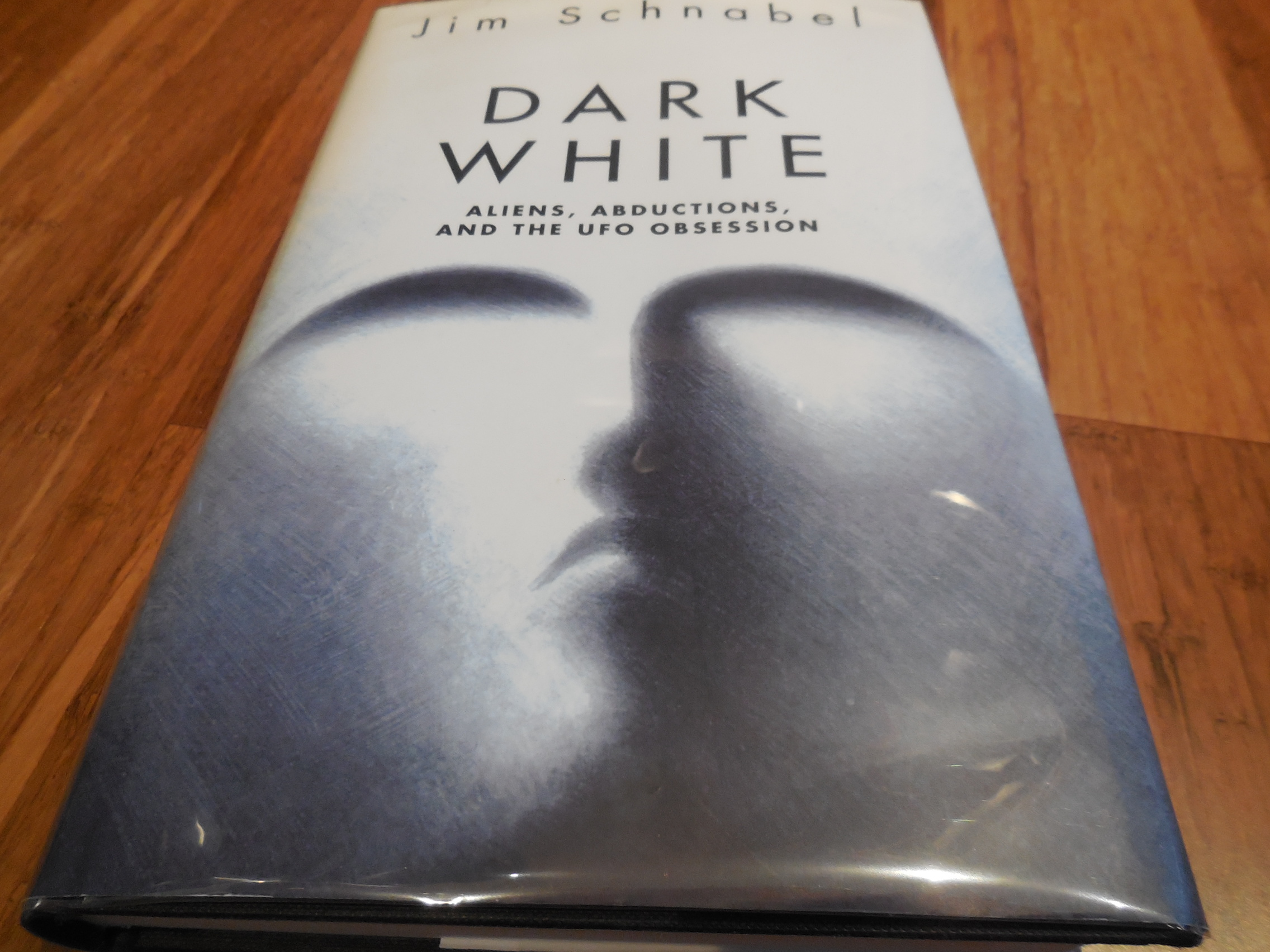 Image for Dark White - Aliens, Abductions, and the UFO Obsession