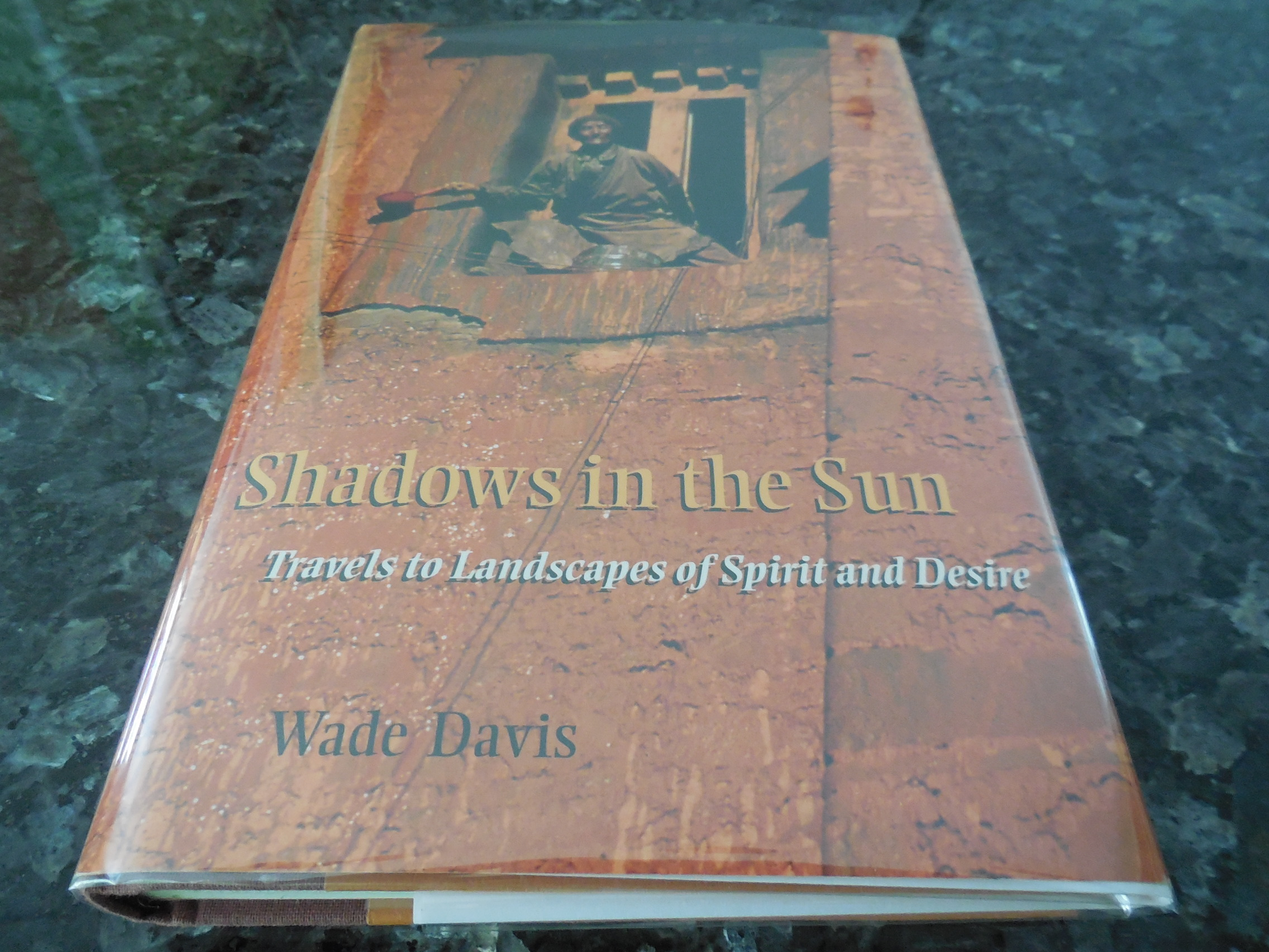 Image for Shadows in the Sun: Travels to Landscapes of Spirit and Desire