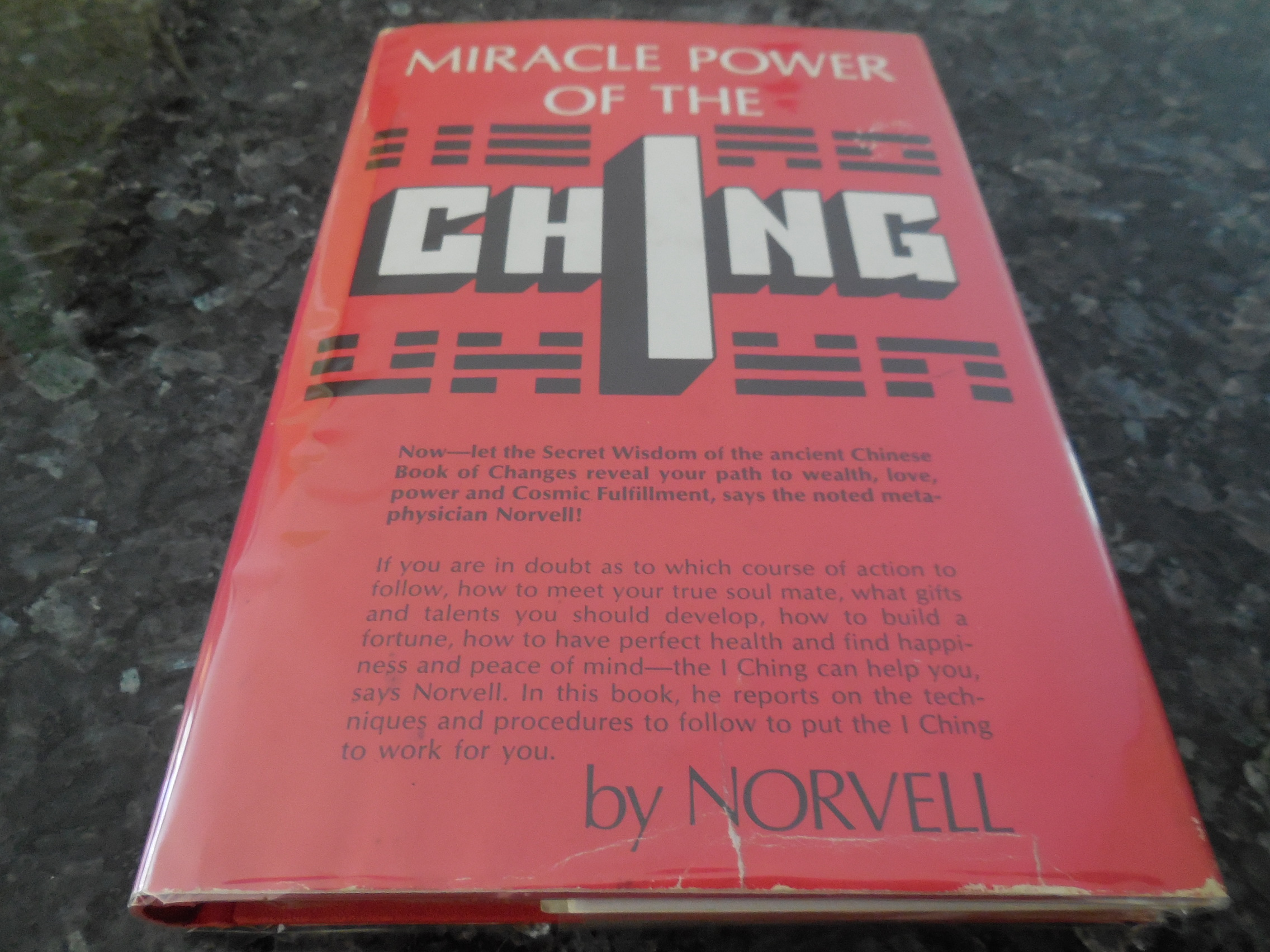 Image for Miracle Power of the I Ching