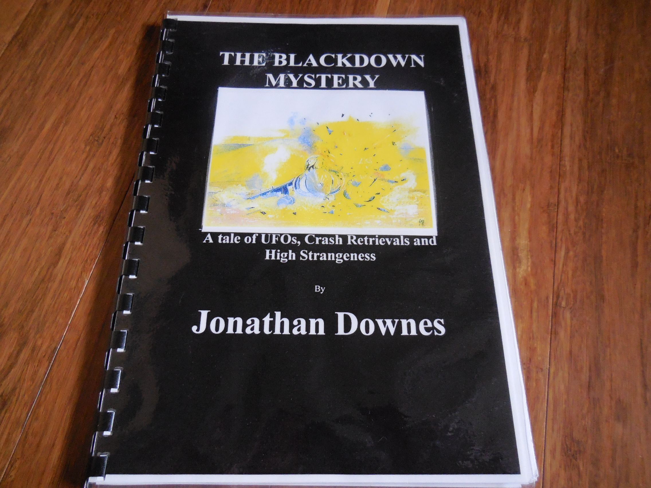 Image for The Blackdown Mystery - A Tale of UFOs, Crash Retrievals and High Strangeness
