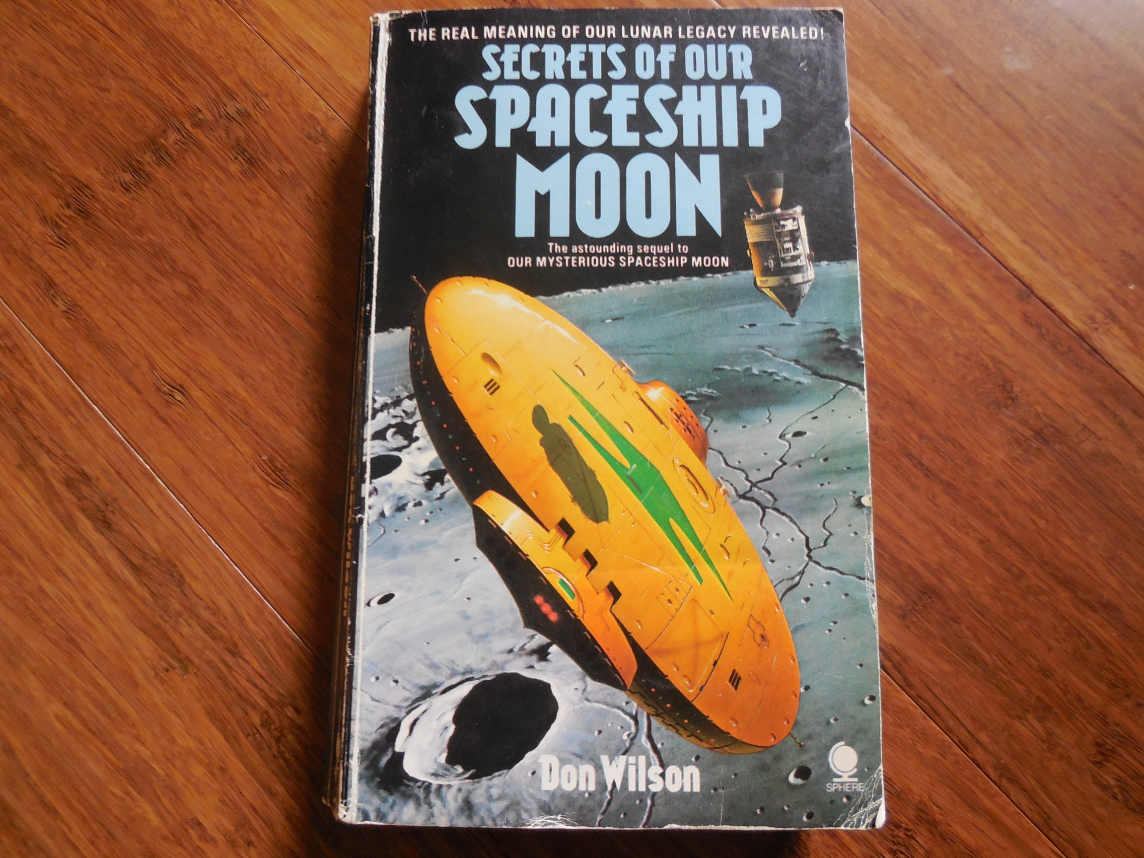 Image for Secrets of Our Spaceship Moon