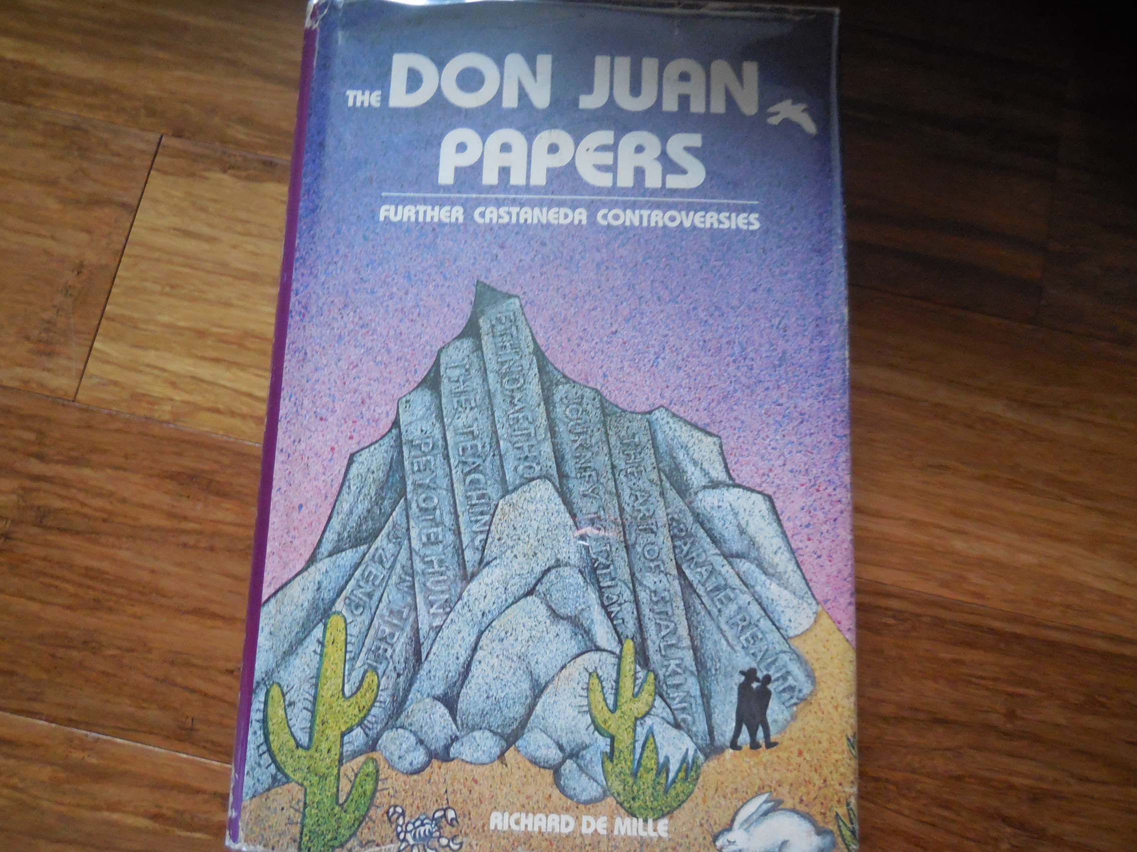 Image for The Don Juan Papers: Further Castaneda Controversies