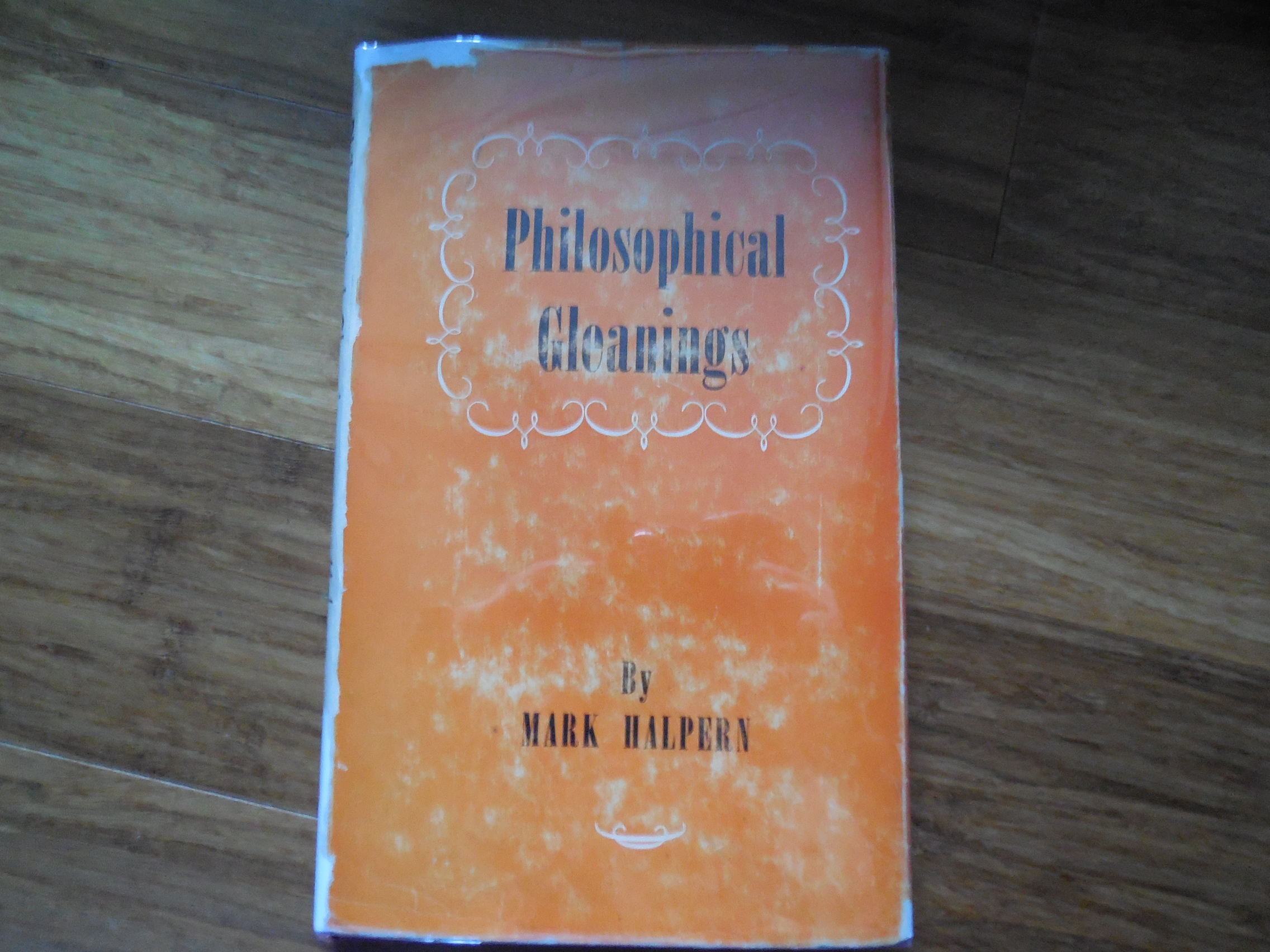 Image for Philosophical Gleanings