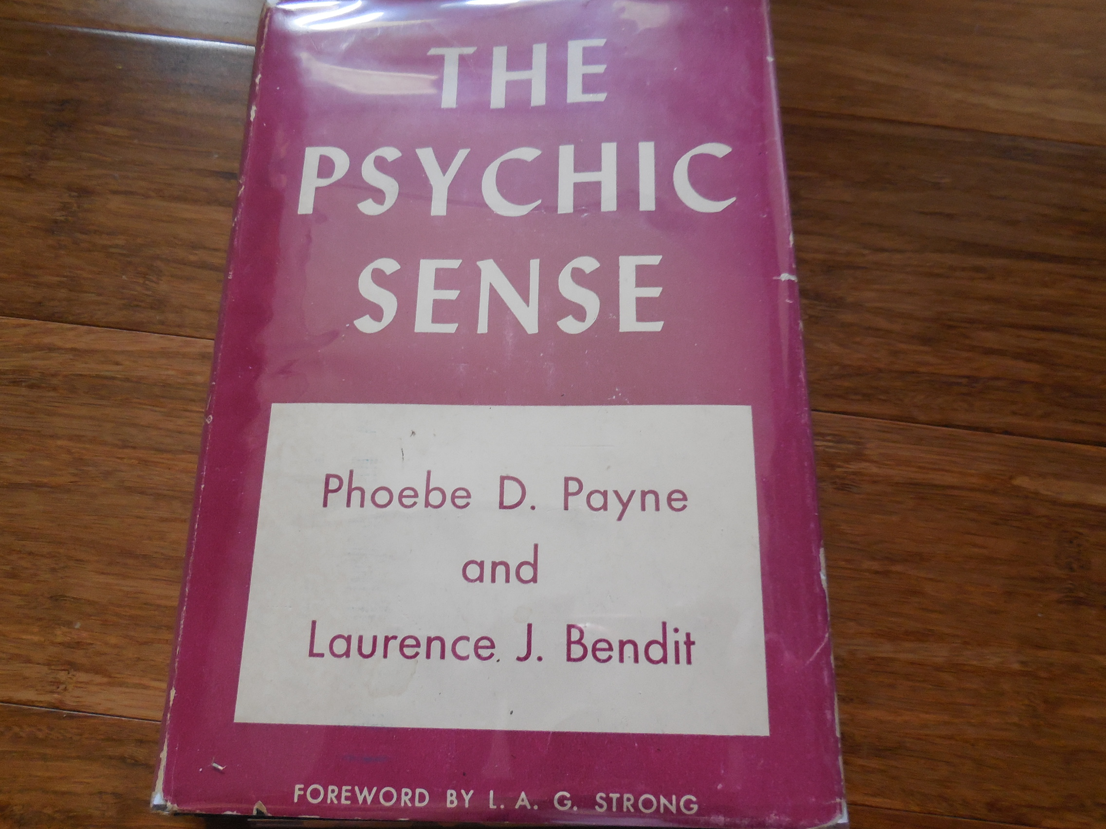 Image for The Psychic Sense