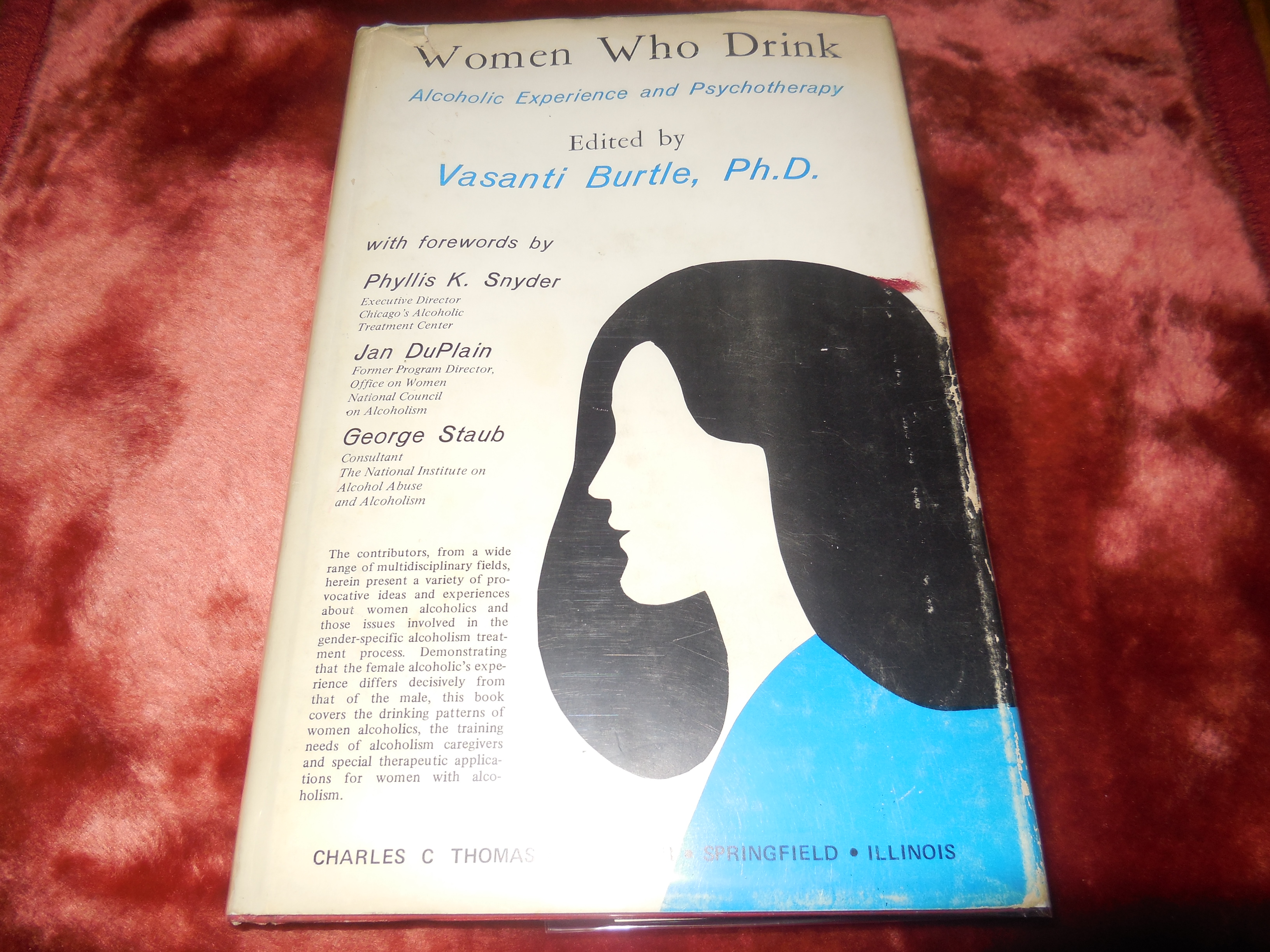 Image for Women Who Drink: Alcoholic Experience and Psychotherapy