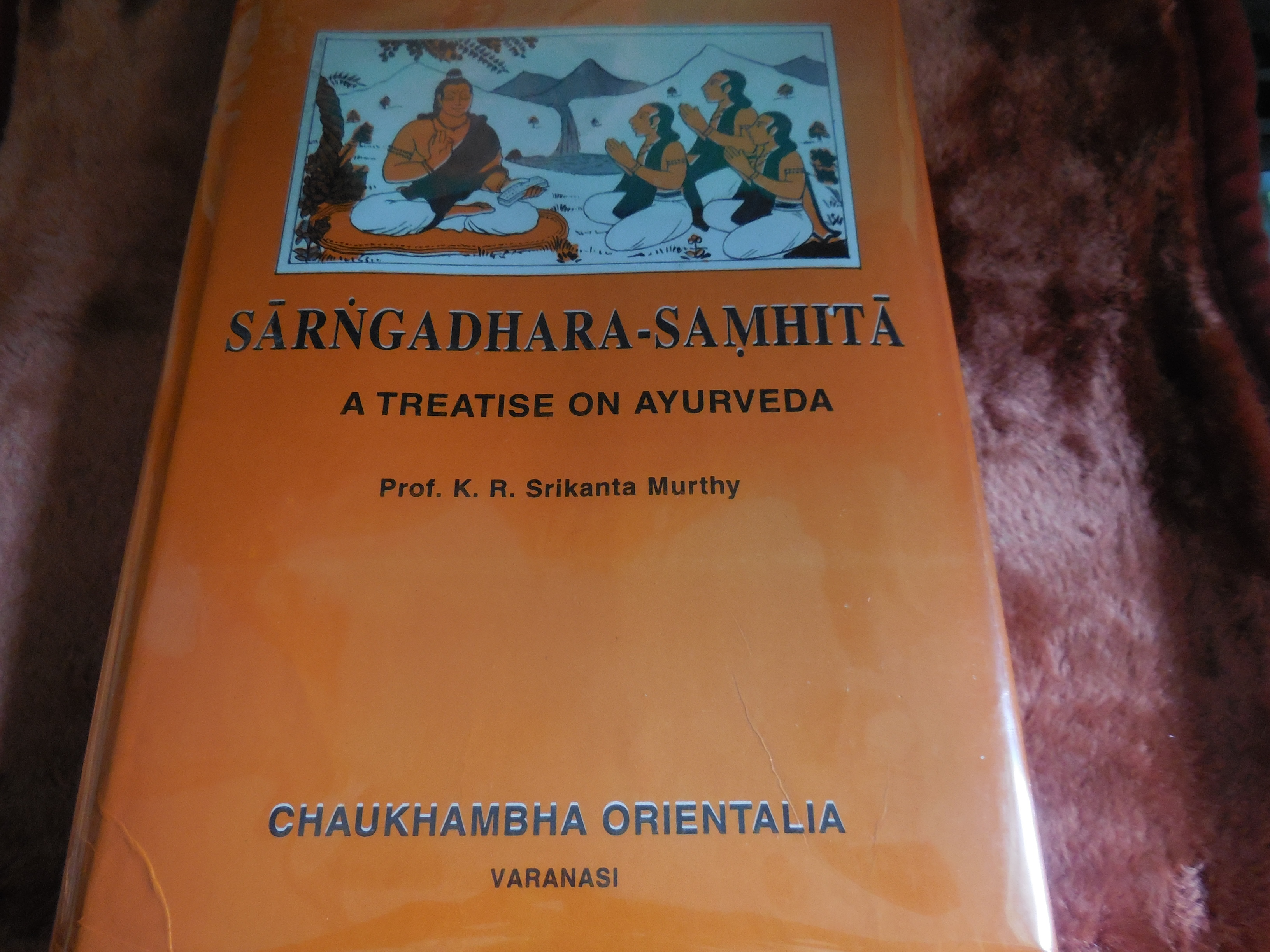 Image for Sarngadhara-Samhita - A Treatise on Ayurveda