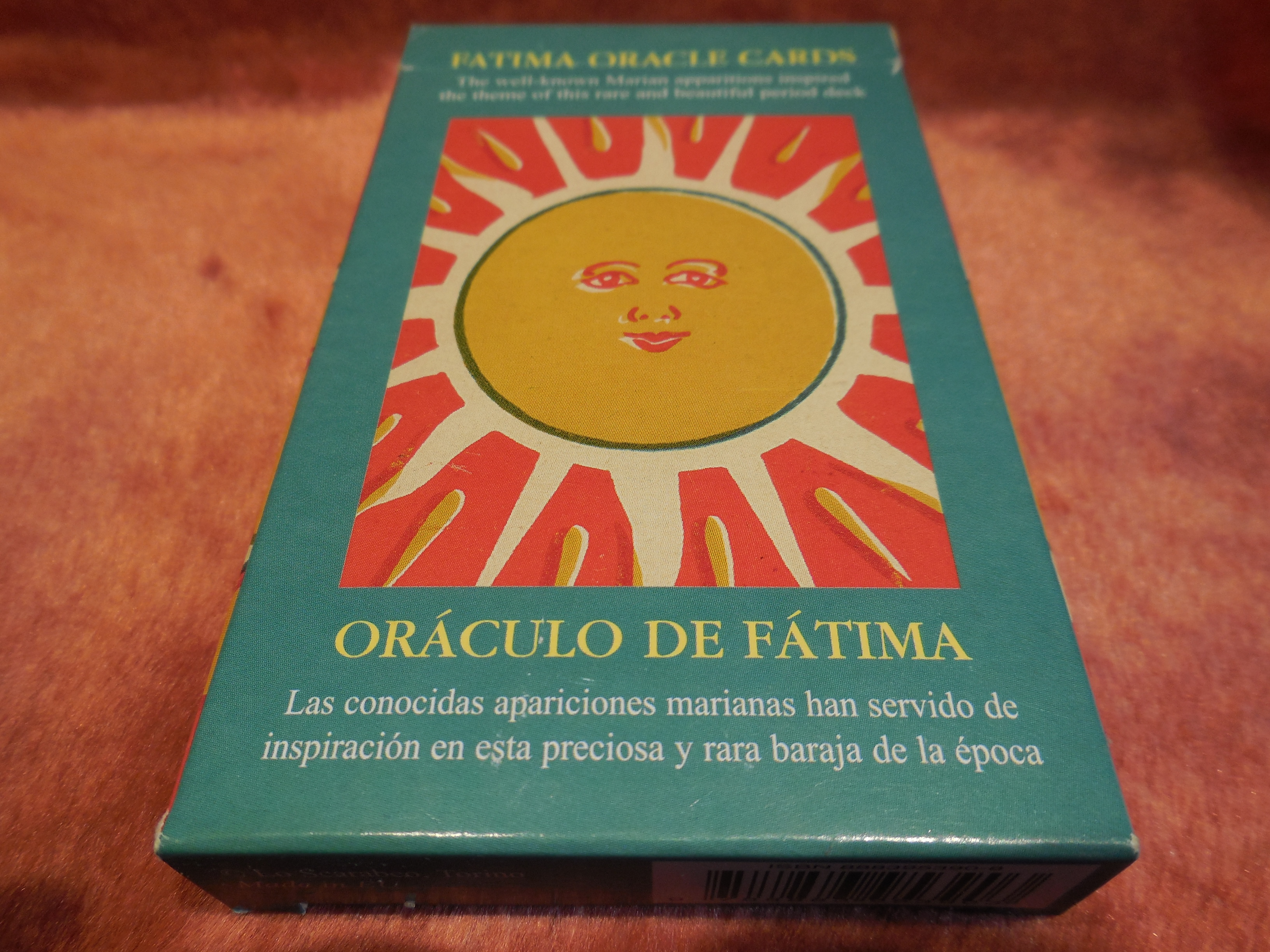 Image for Fatima Oracle Cards