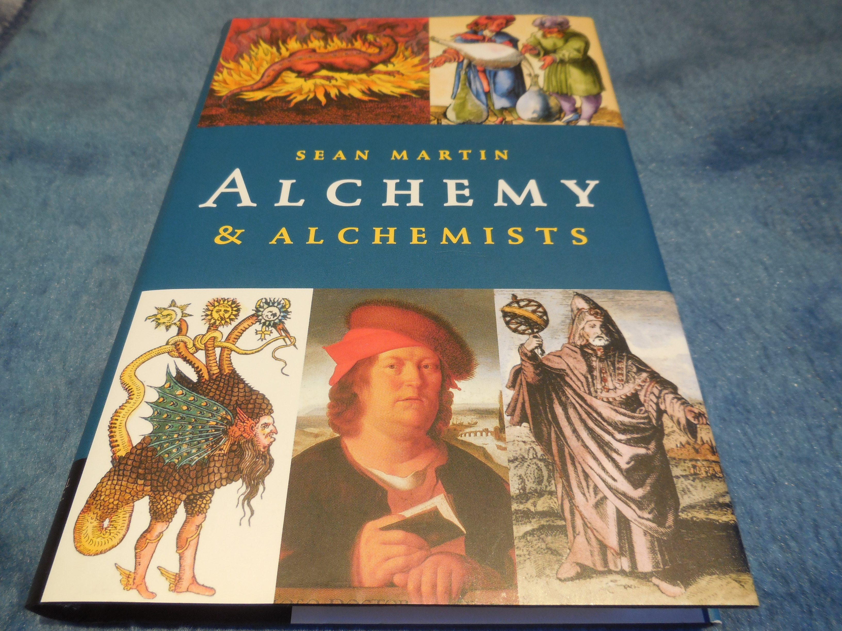 Image for Alchemy and Alchemists