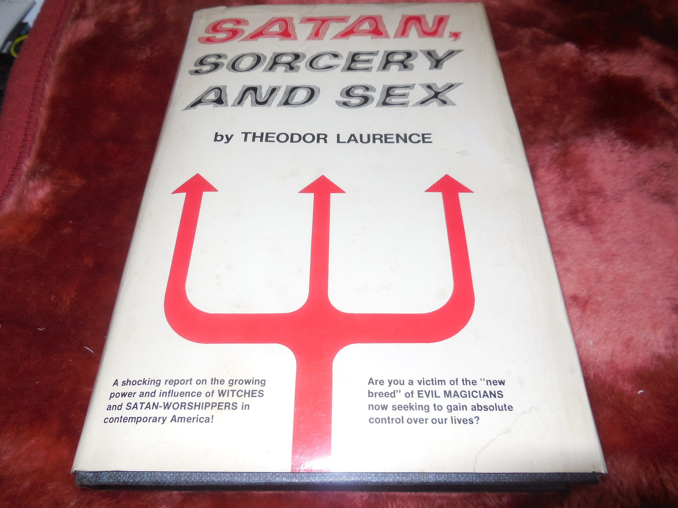 Image for Satan, Sorcery, and Sex
