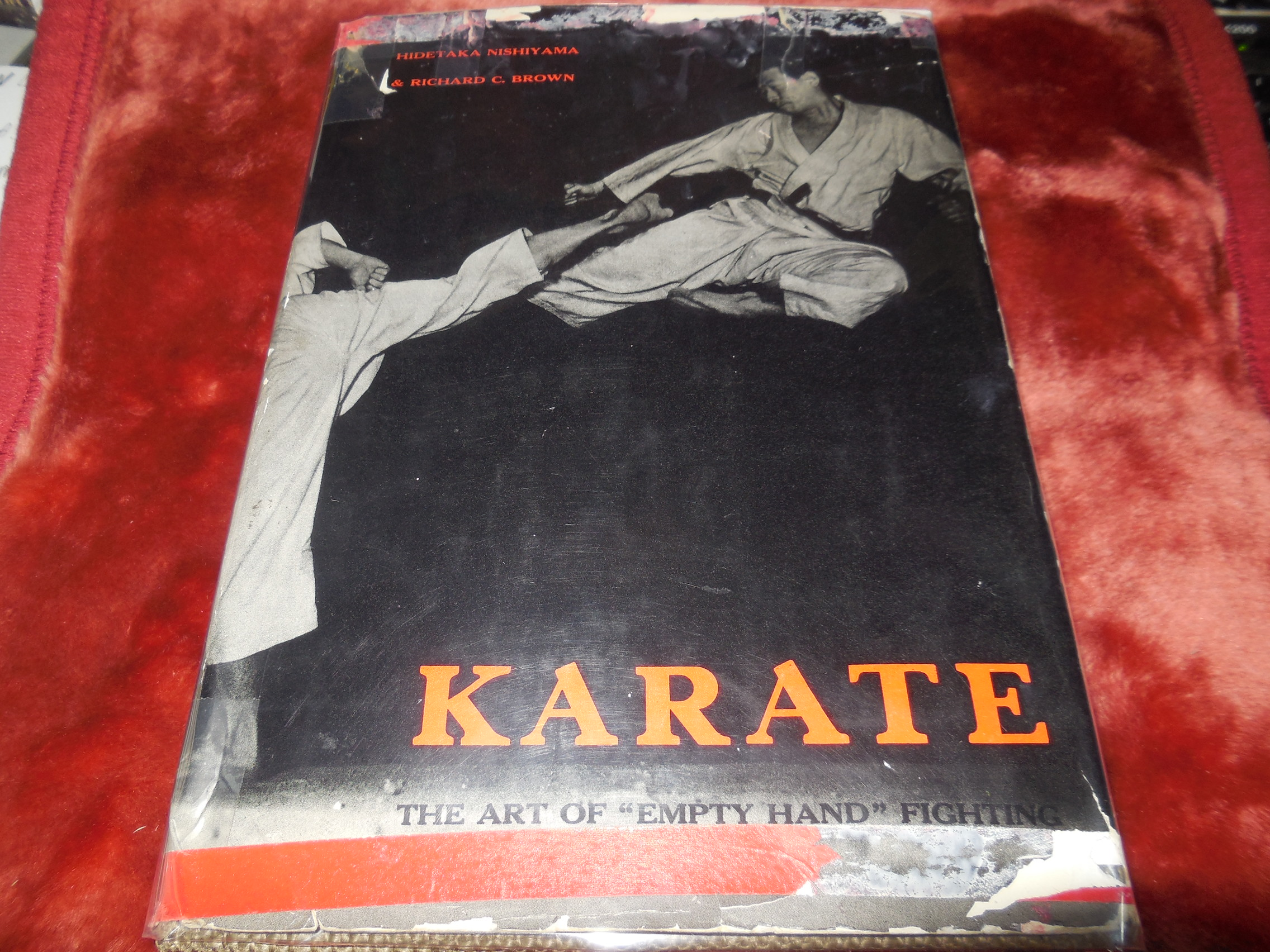 "Image for Karate - The Art of ""Empty Hand"" Fighting"