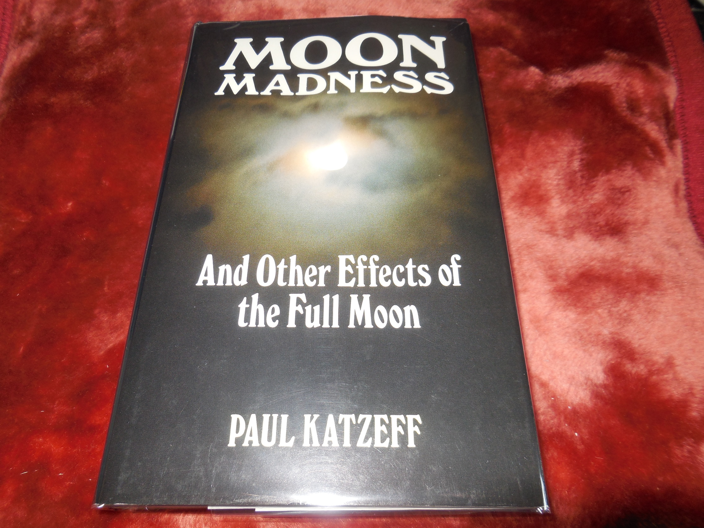 Image for Moon Madness and Other Effects of the Full Moon