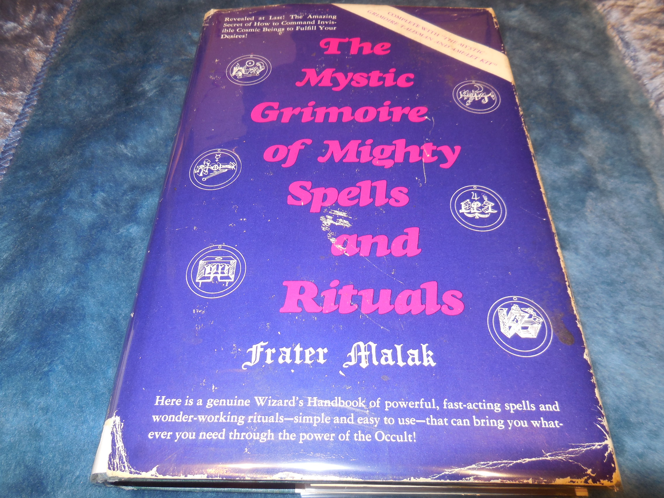 Image for The Mystic Grimoire of Mighty Spells and Rituals