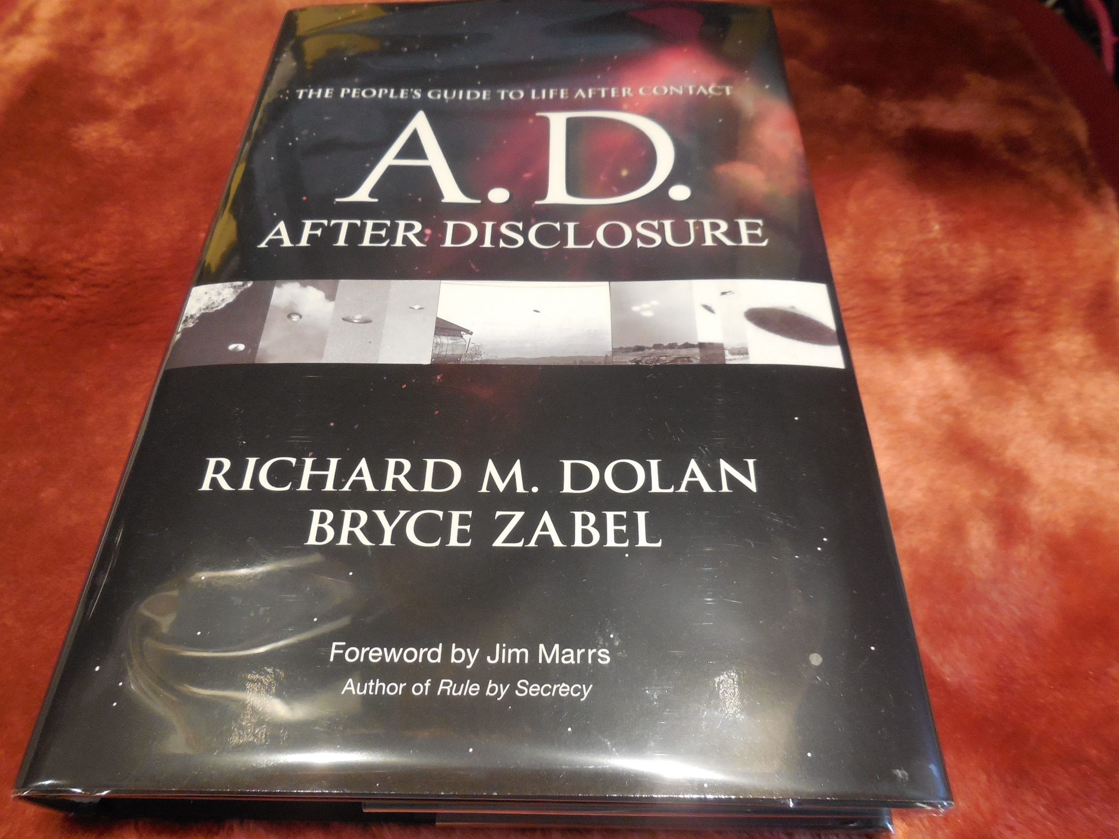 Image for A. D. - After Disclosure: The People's Guide to Life After Contact