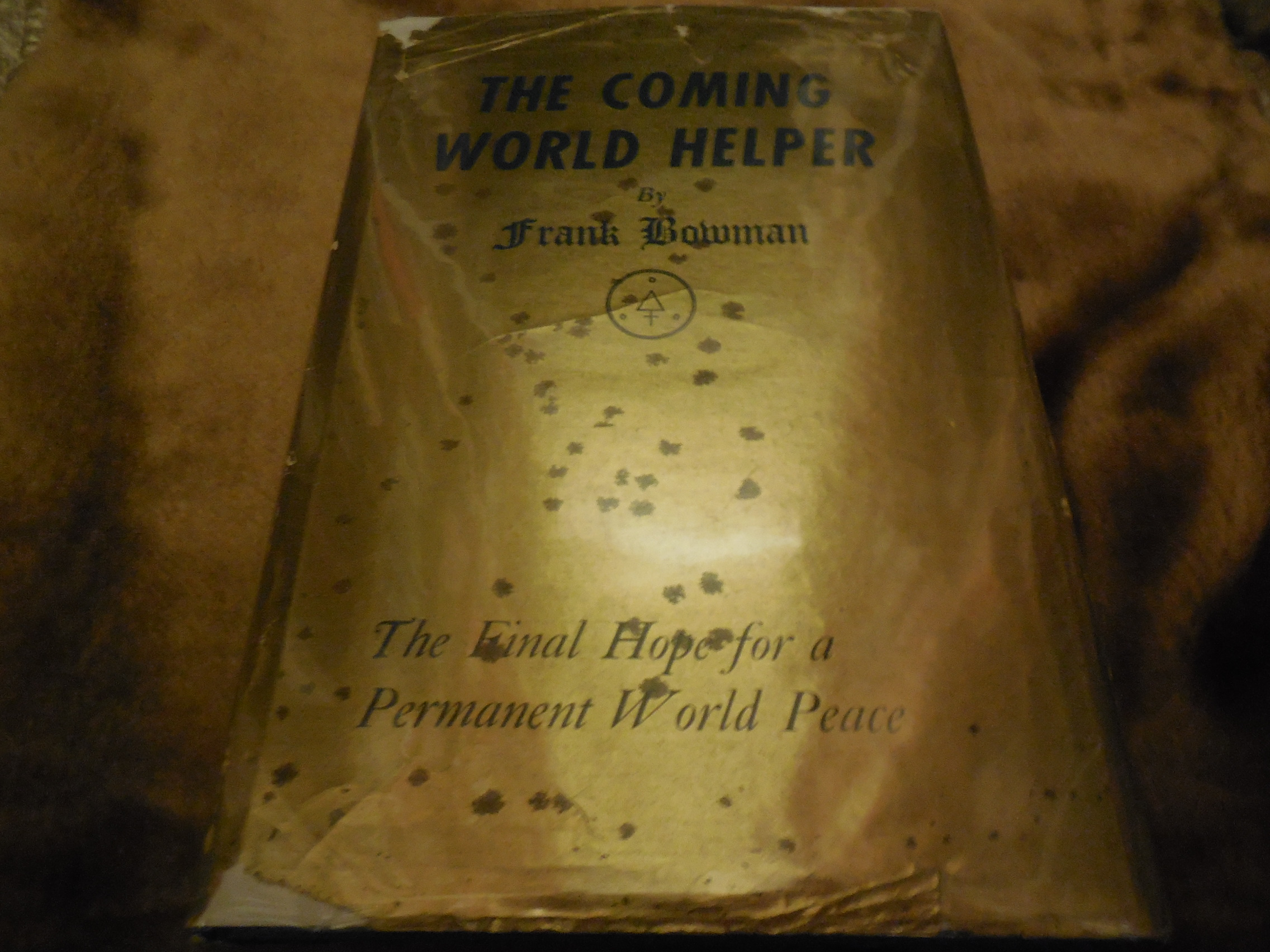 Image for The Coming World Helper -  The Final Hope for a Permanent World Peace