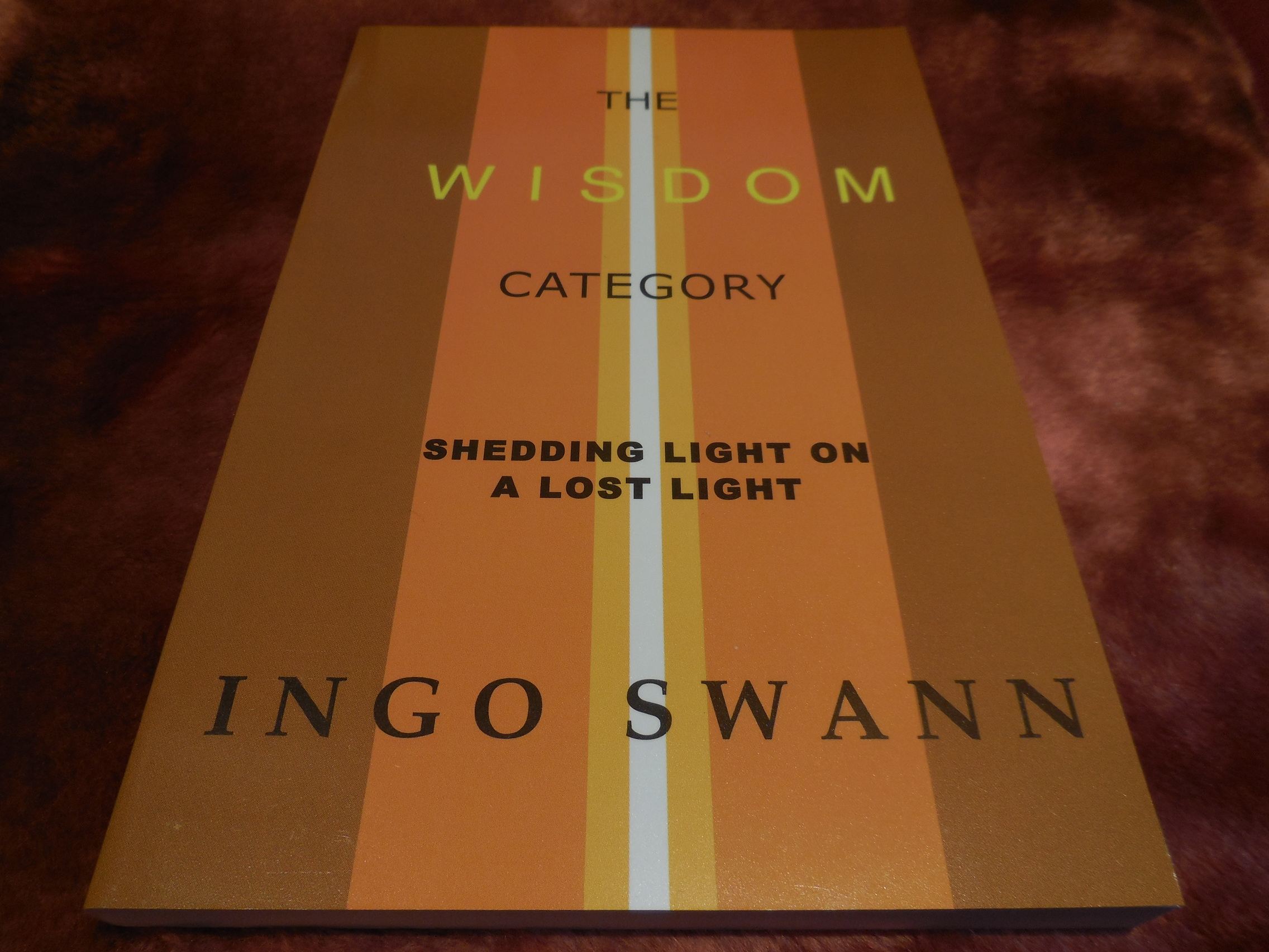 Image for The Wisdom Category - Shedding Light on a Lost Light