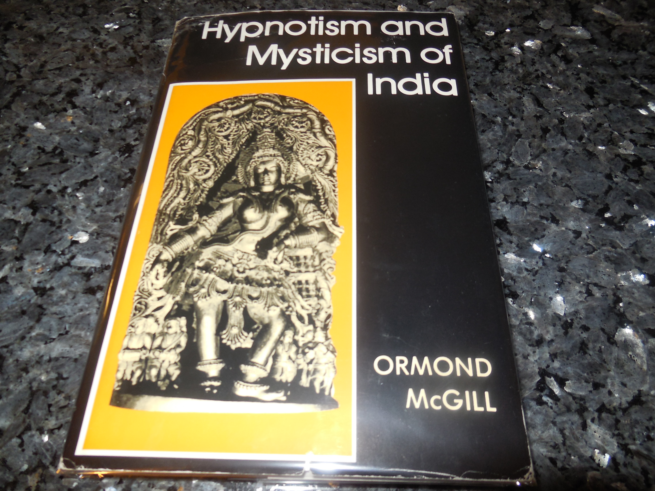 Image for Hypnotism and Mysticism of India