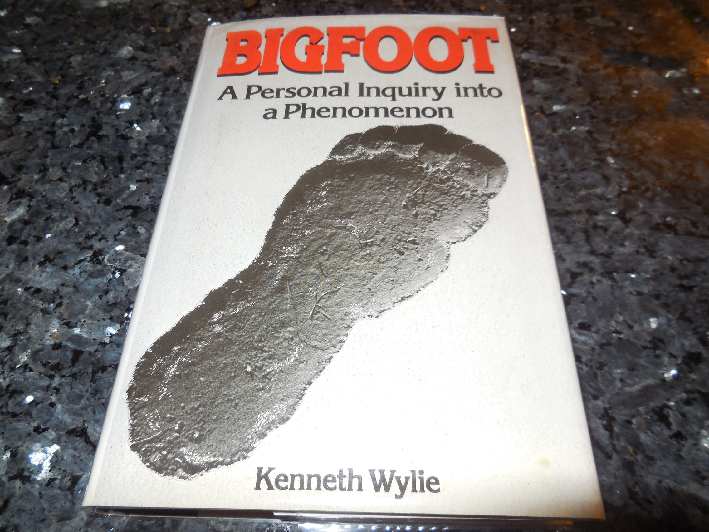 Image for Bigfoot: A Personal Inquiry into a Phenomenon