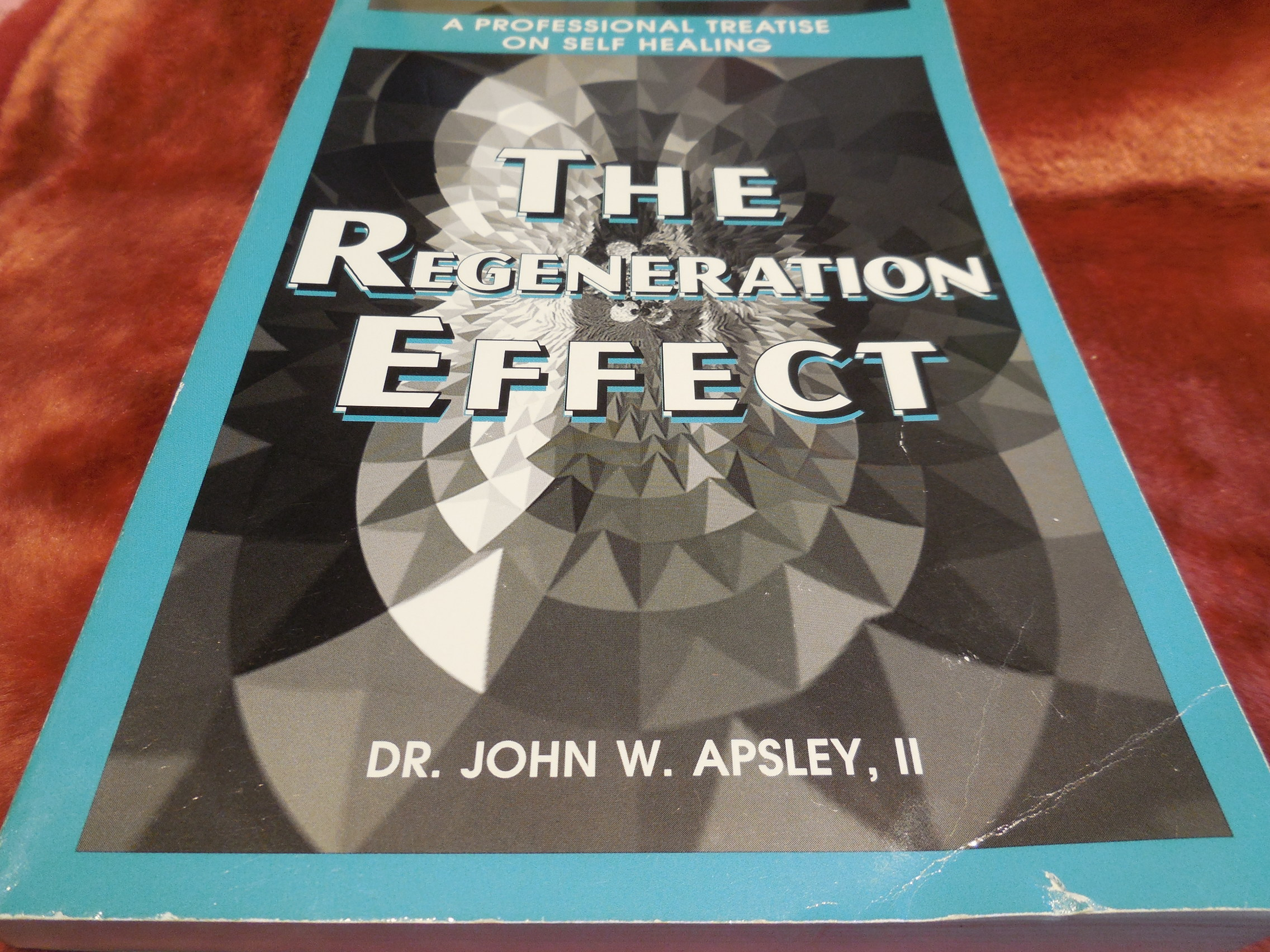 Image for The Regeneration Effect, Volume  2: A Professional Treatise on Self-Healing