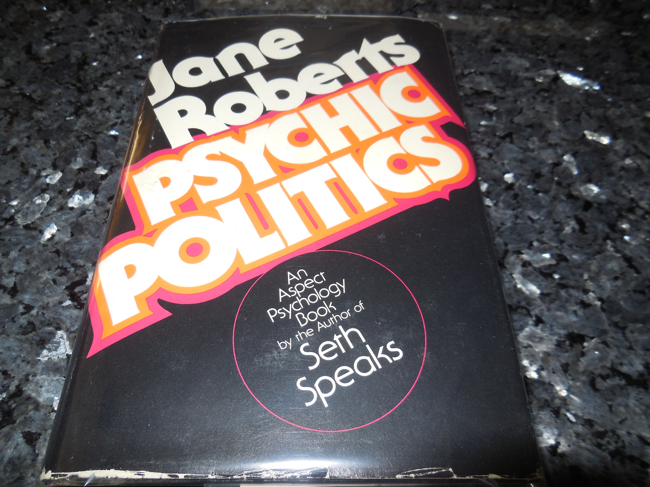 Image for Psychic Politics - An Aspect Psychology Book