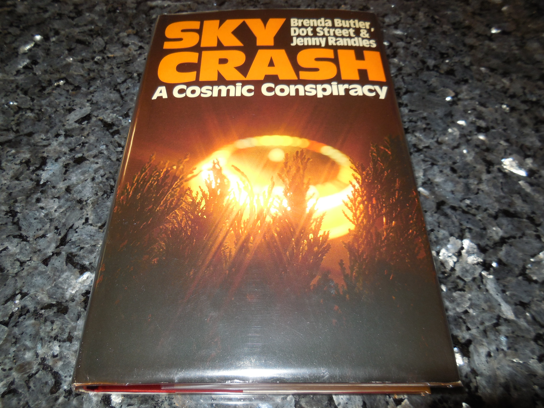Image for Sky Crash: A Cosmic Conspiracy