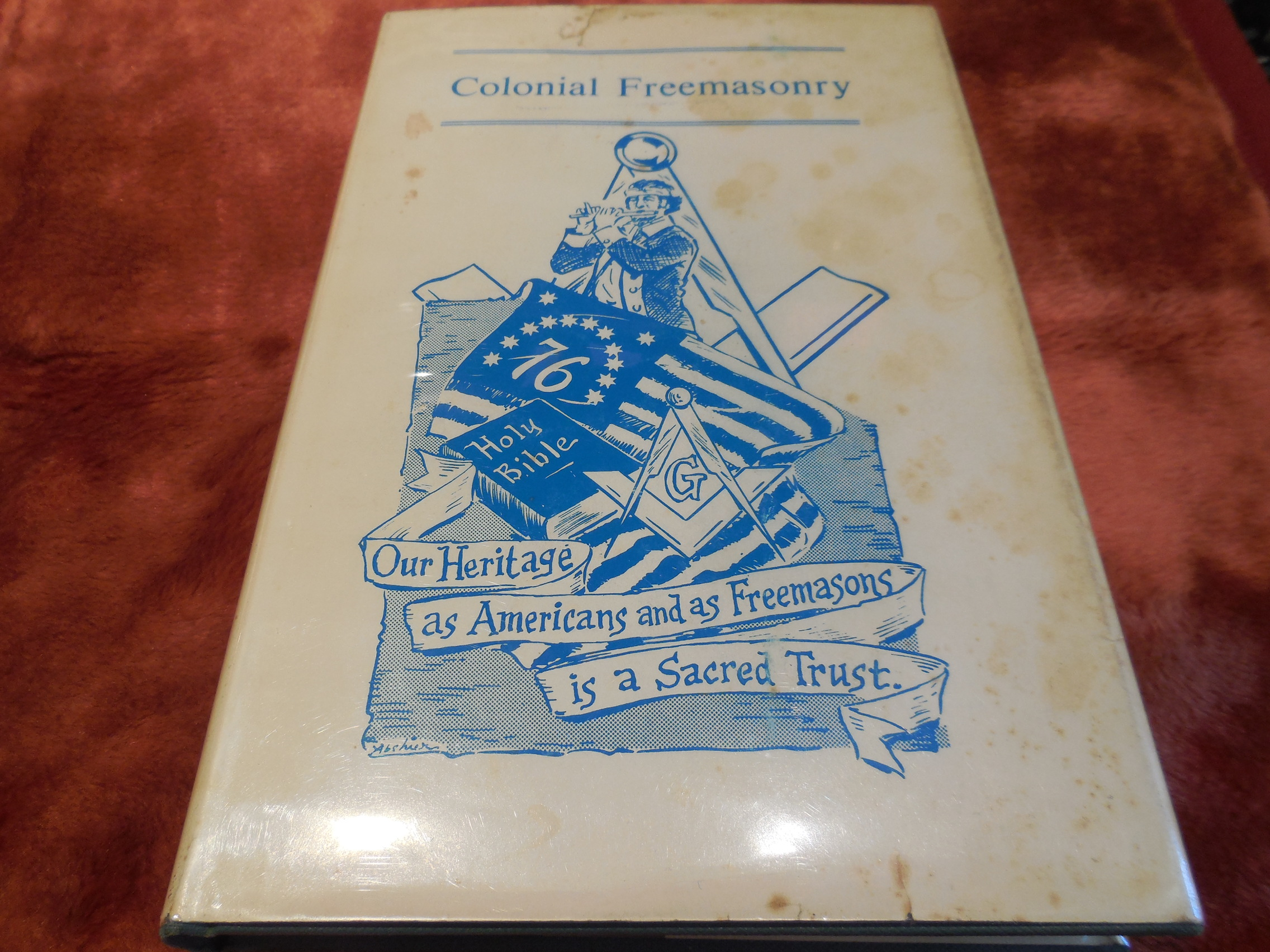 Image for Colonial Freemasonry