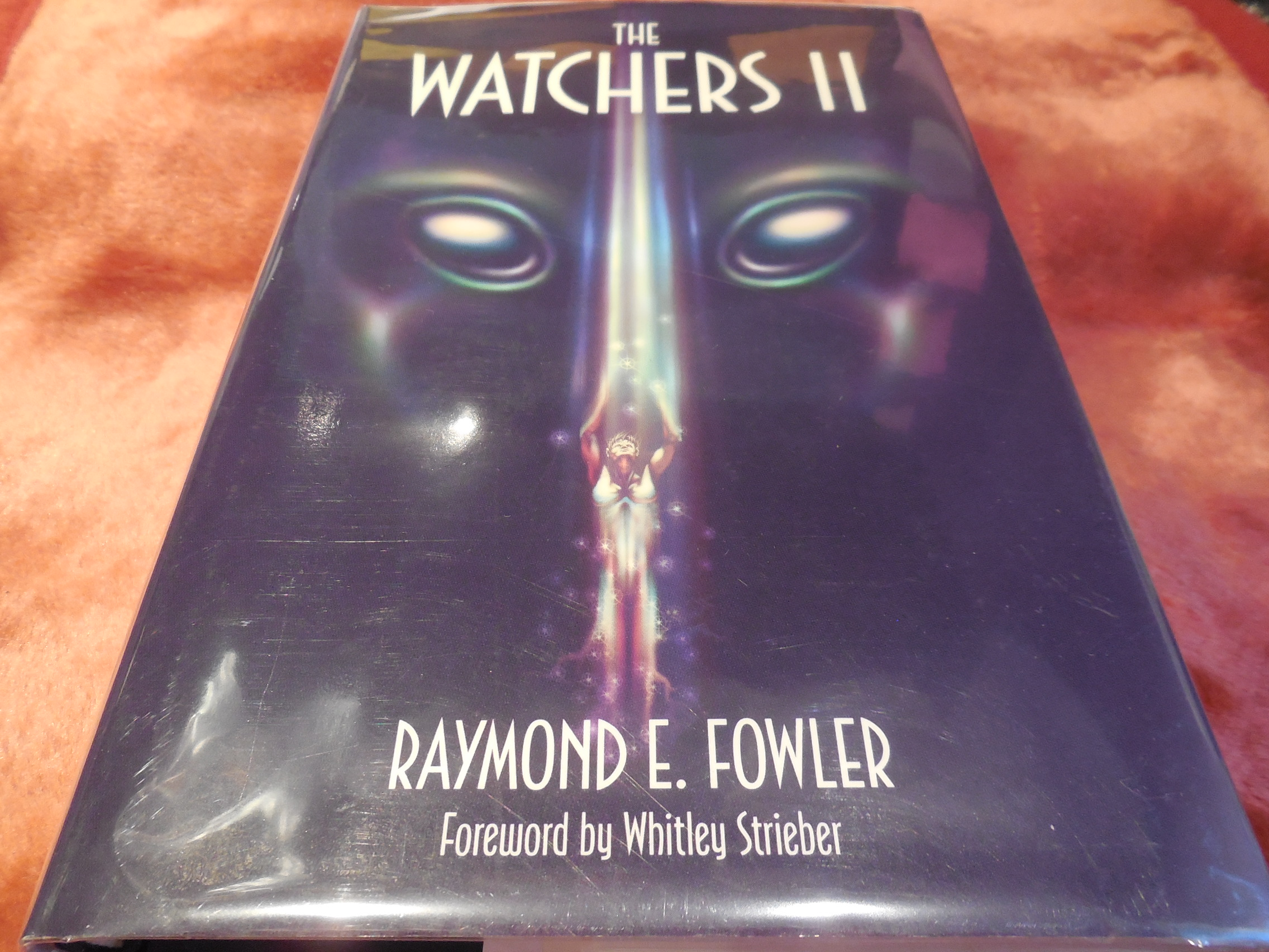 Image for The Watchers II: Exploring Ufos and the Near-Death Experience