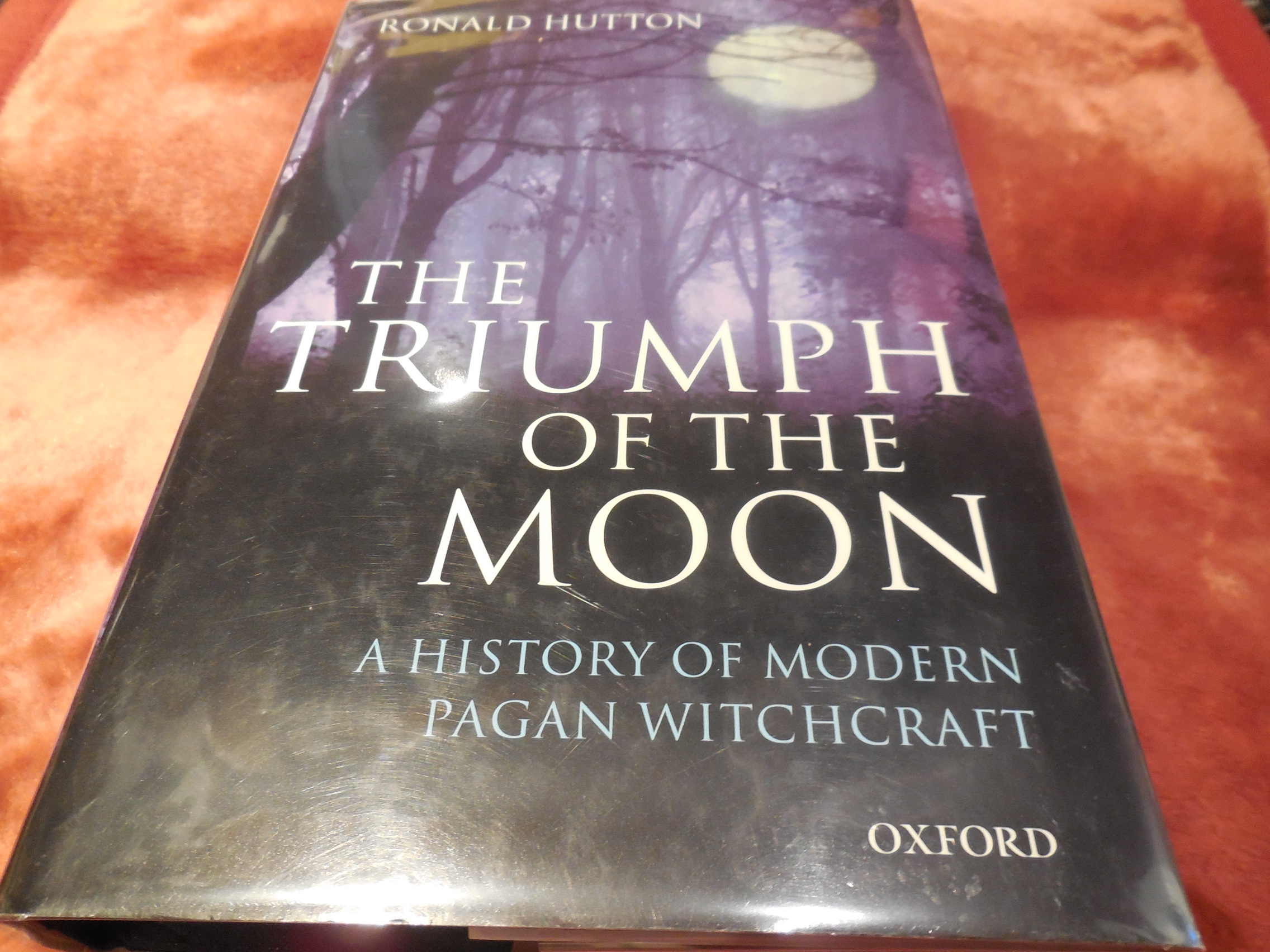 Image for The Triumph of the Moon: A History of Modern Pagan Witchcraft