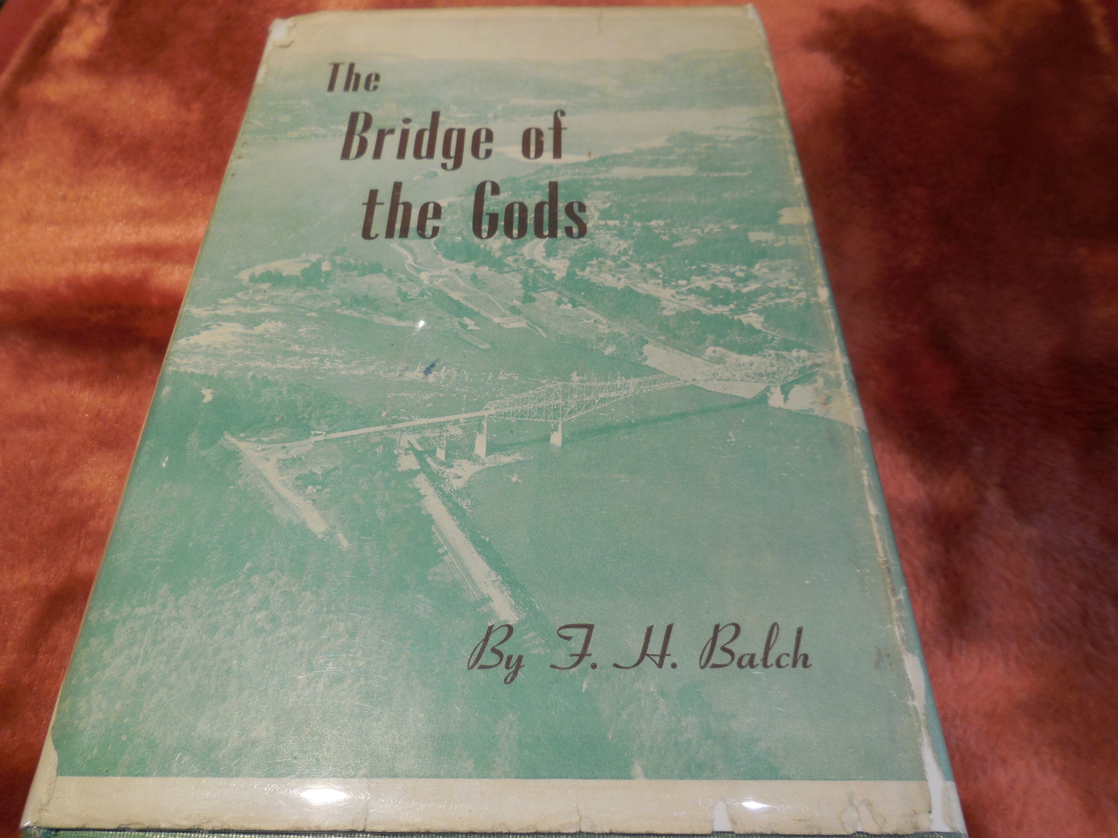 Image for The Bridge of the Gods - A Romance of Indian  Oregon
