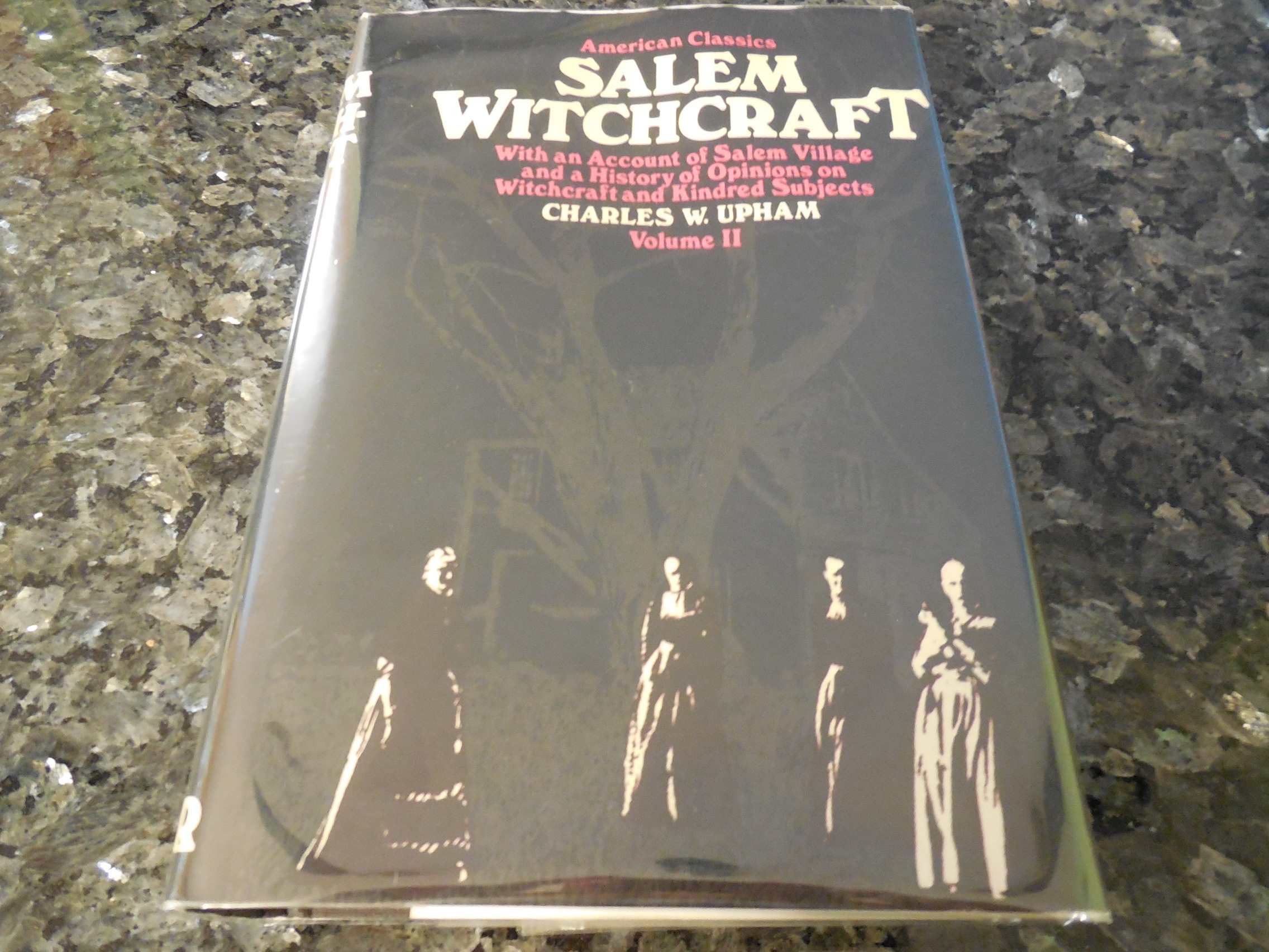 Image for Salem Witchcraft, Volume II