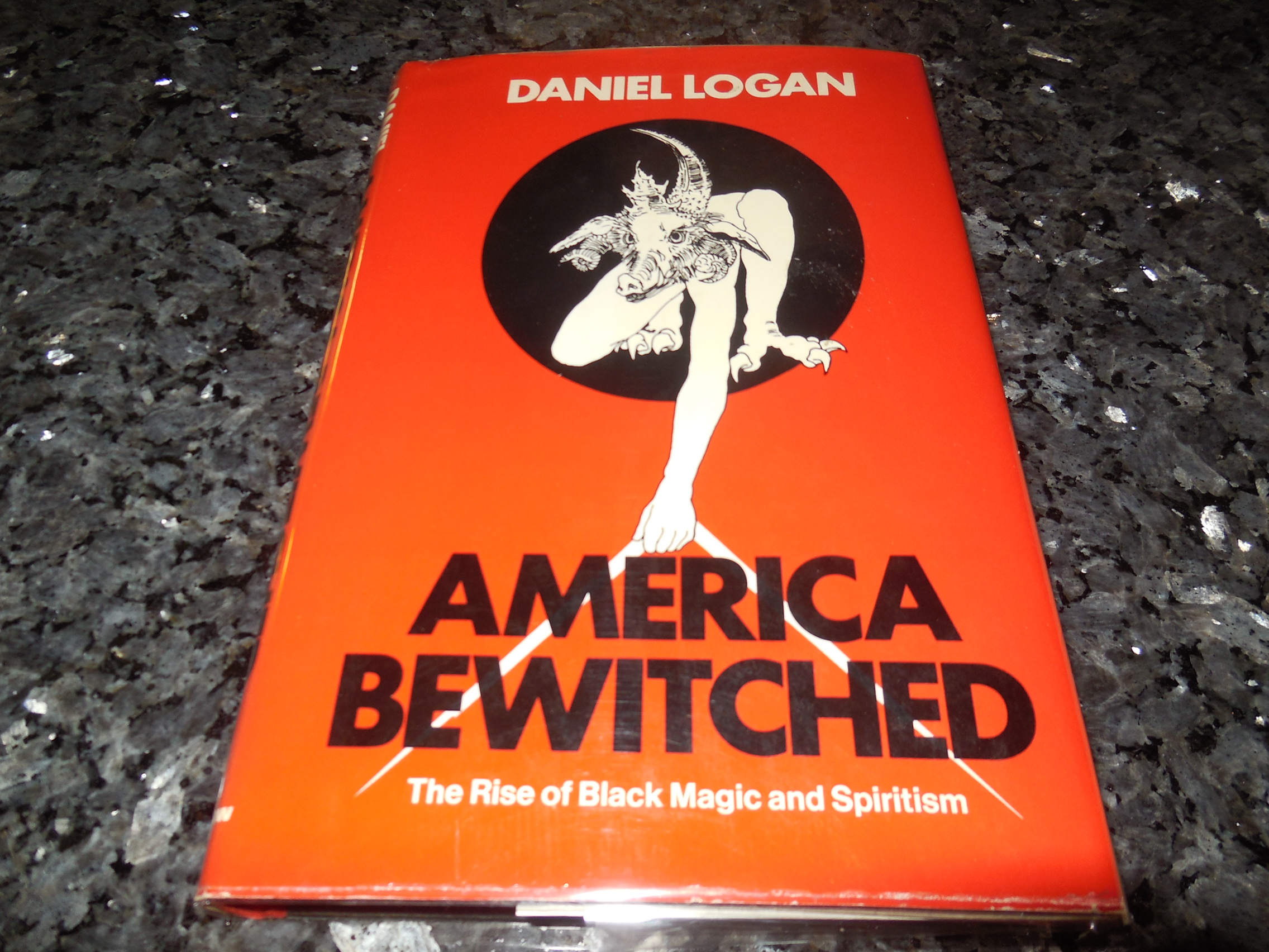 Image for America Bewitched: The Rise of Black Magic and Spiritism