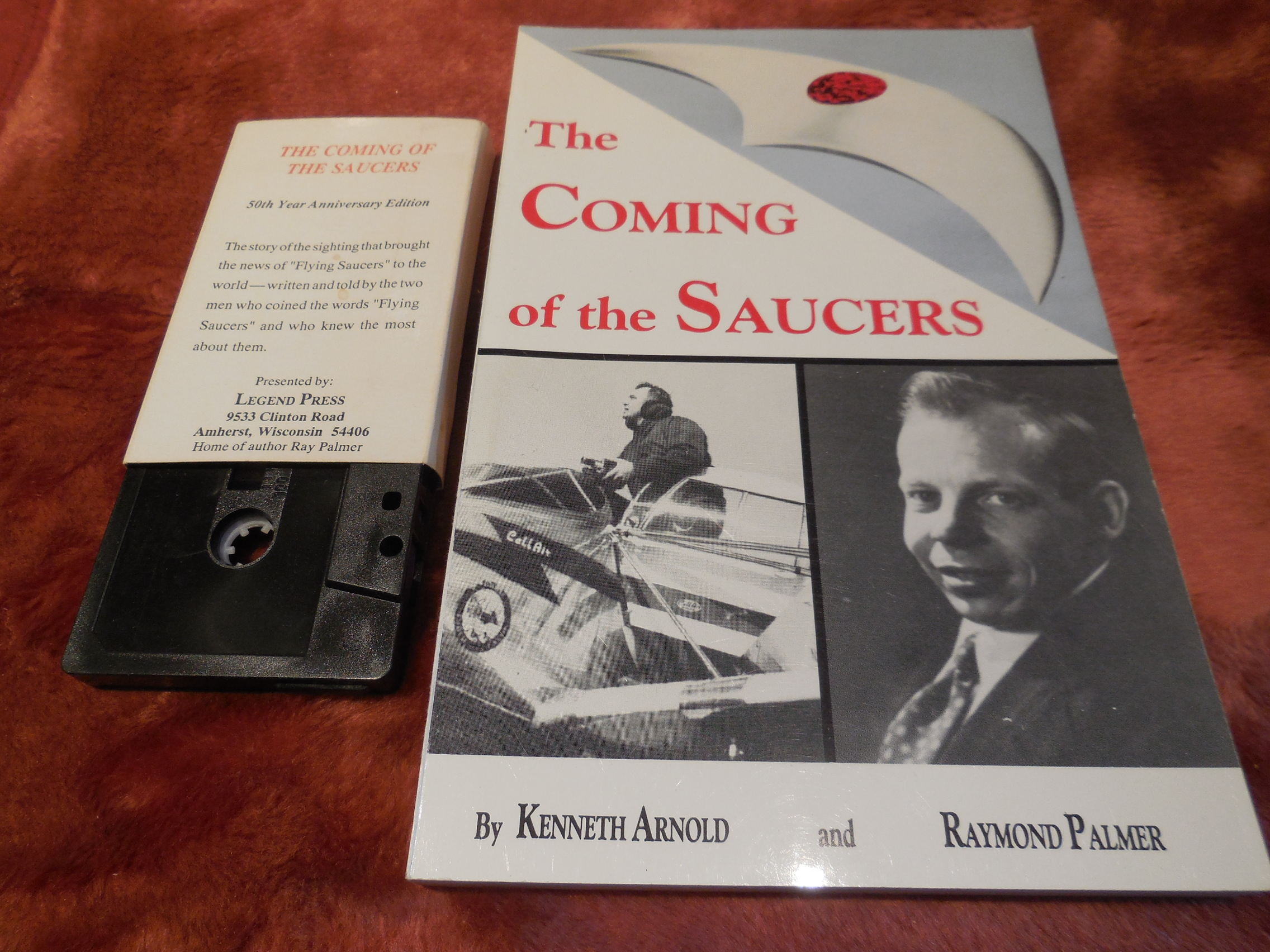 Image for The Coming of the Saucers - A Documentary Report on Sky Objects That Have Mystified the World