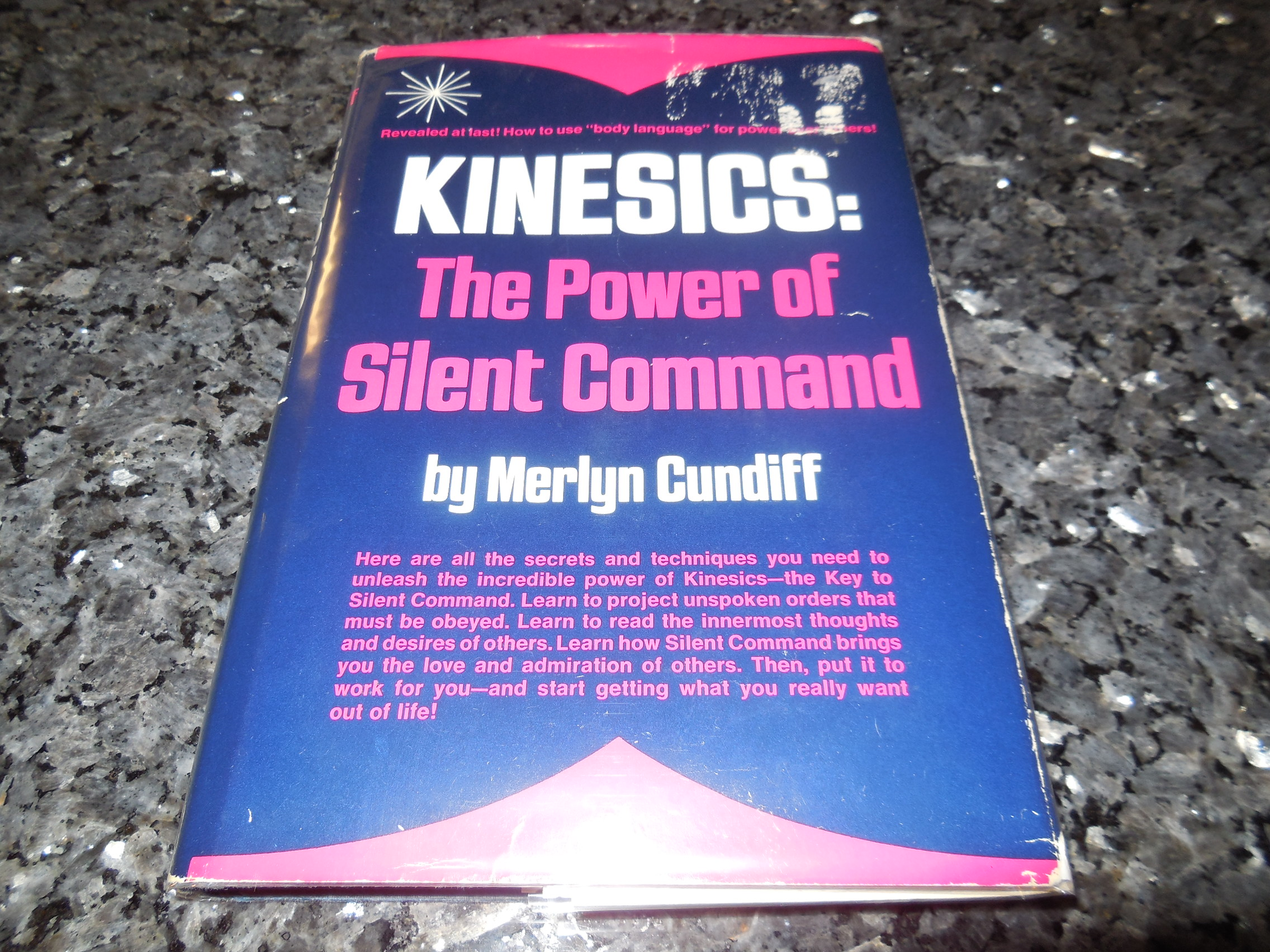 Image for Kinesics: The Power of Silent Command