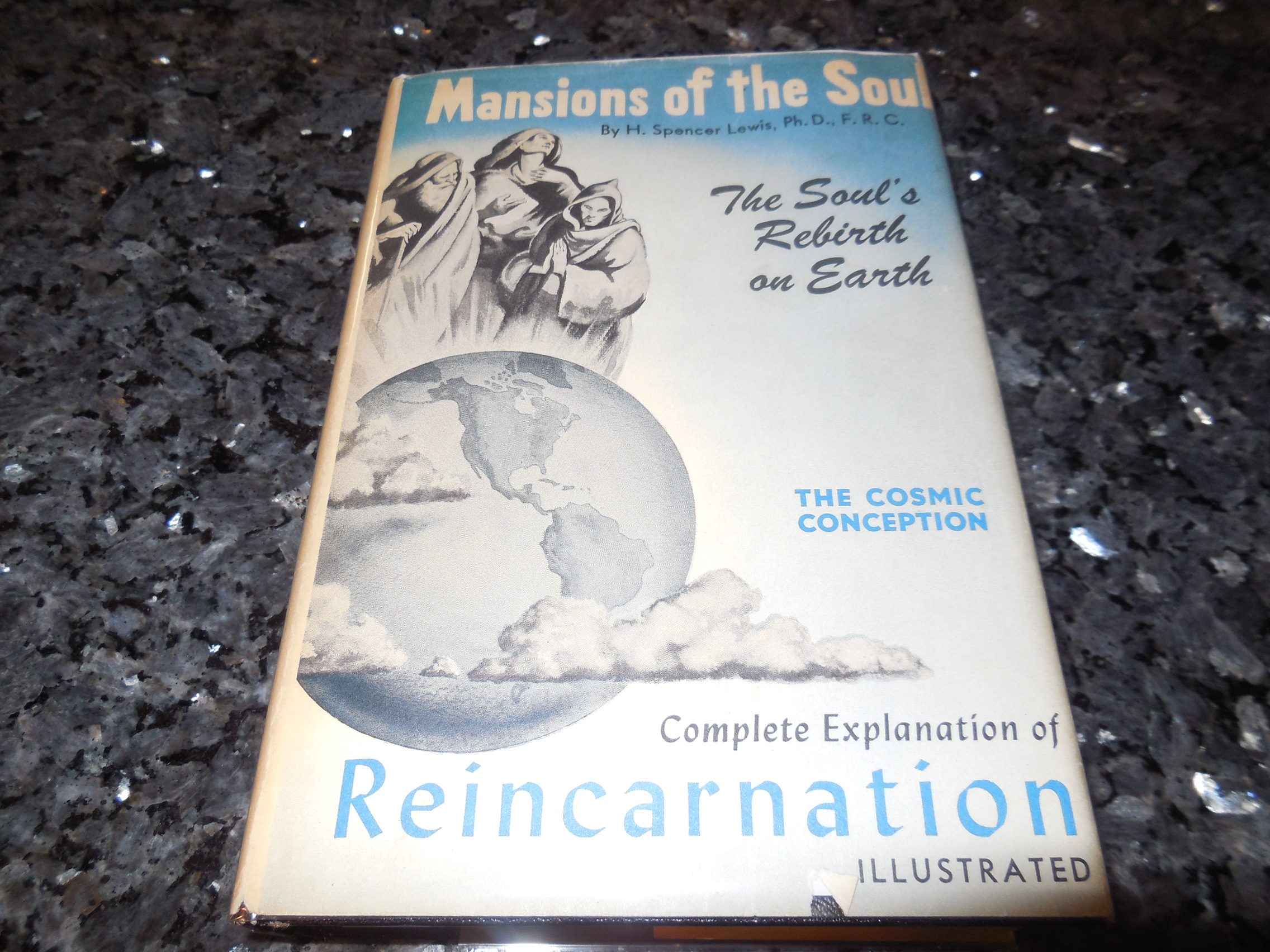 Image for Mansions of the Soul - The Cosmic Conception