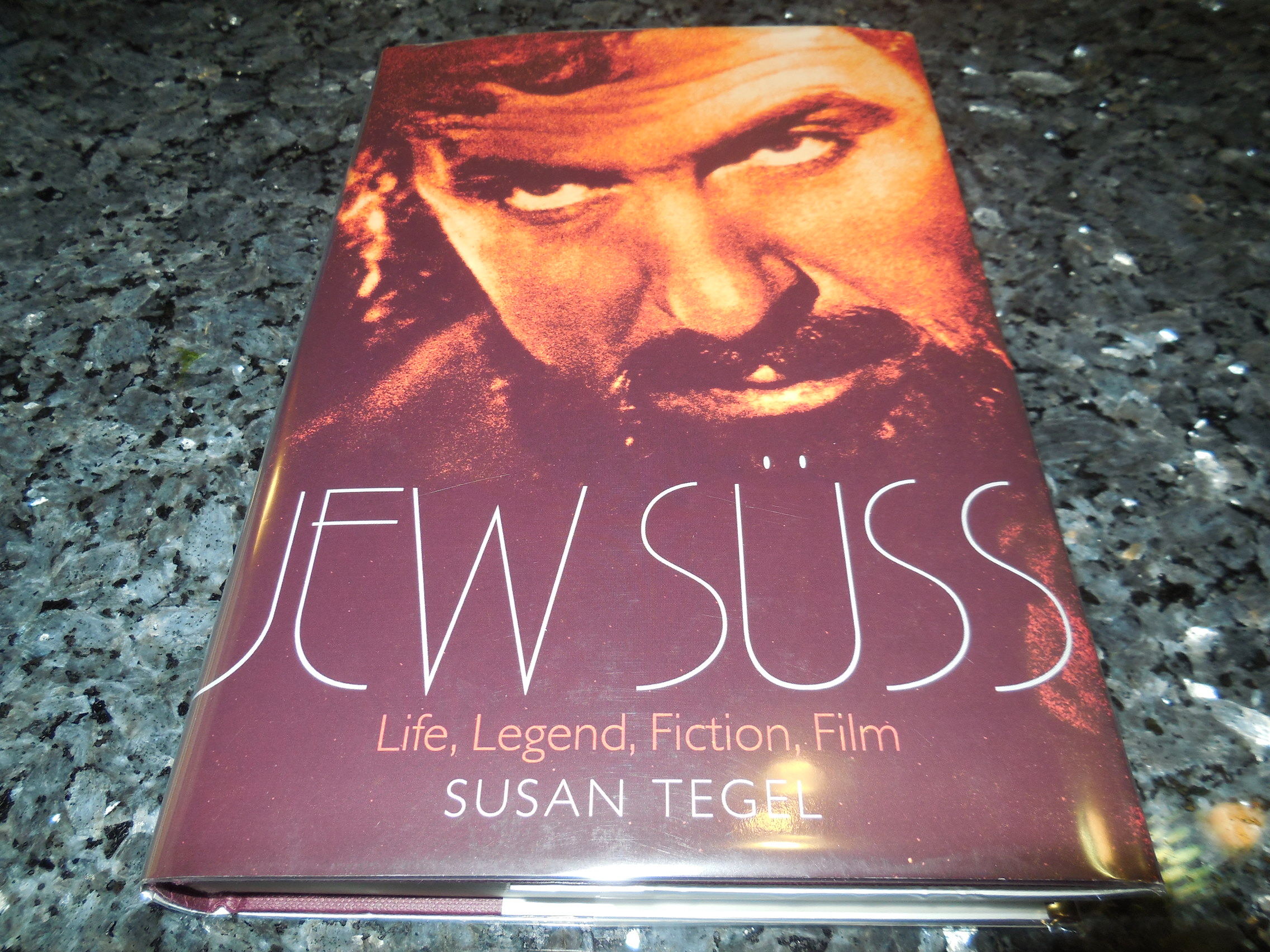 Image for Jew Suss: Life, Legend, Fiction, Film