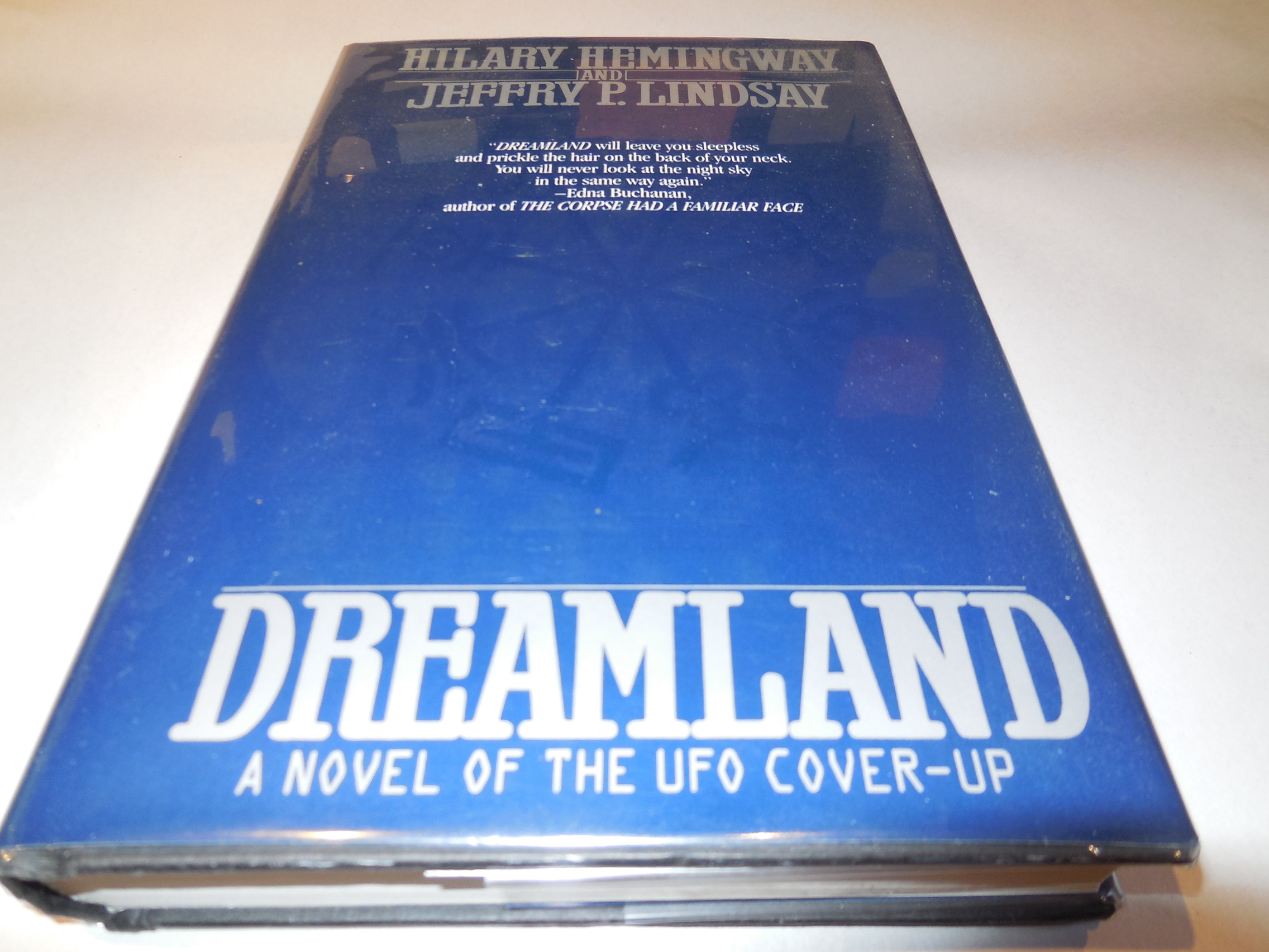 Image for Dreamland: A Novel of the Ufo Cover-Up