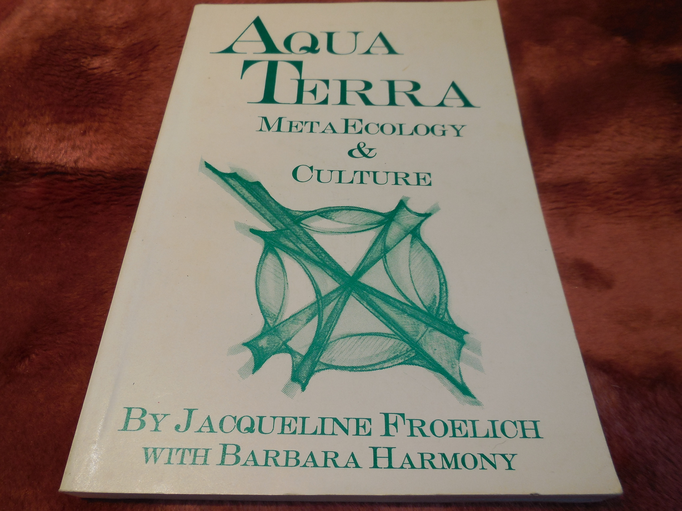 Image for Aquaterra Metaecology and Culture