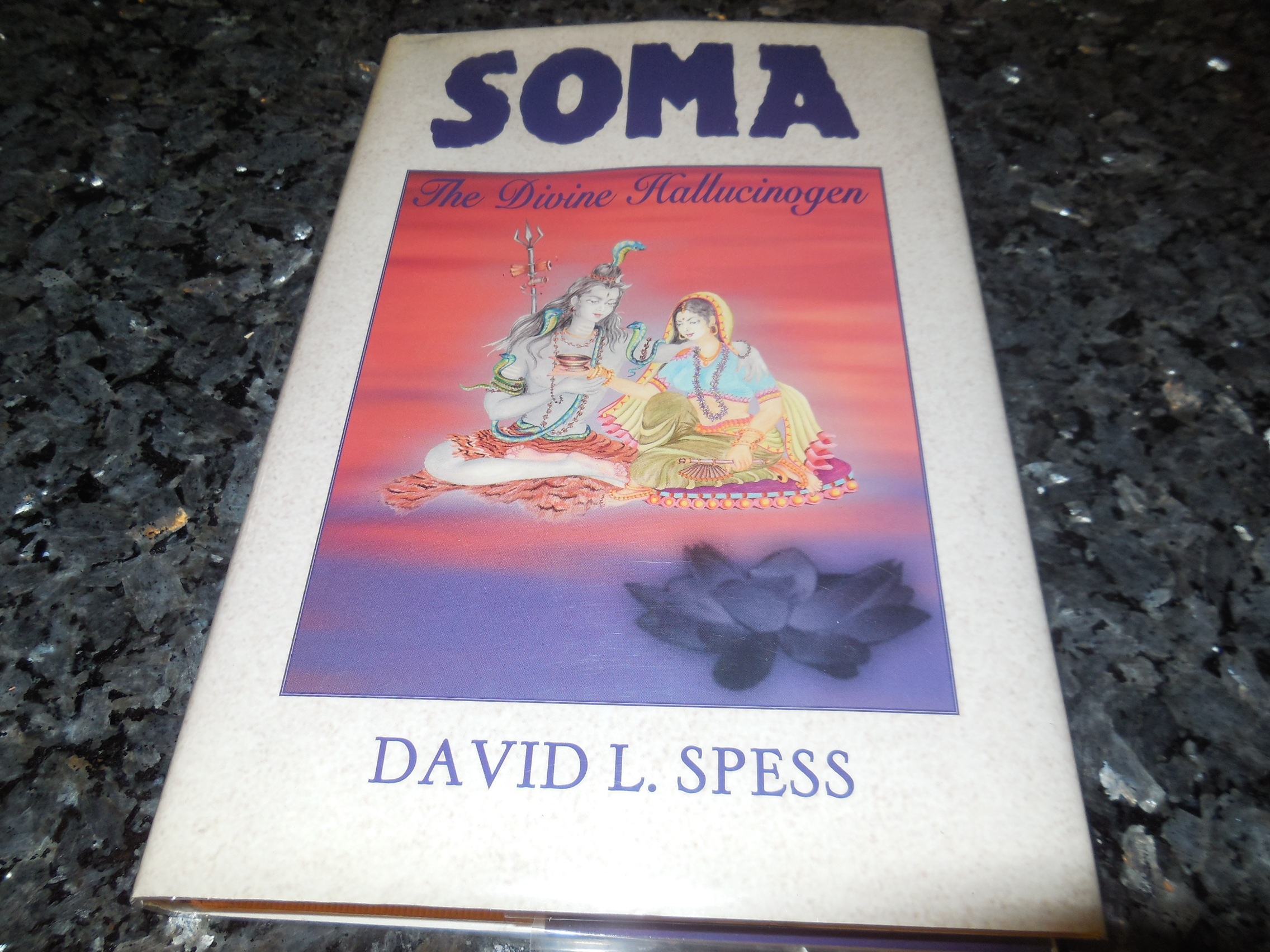Image for Soma: The Divine Hallucinogen
