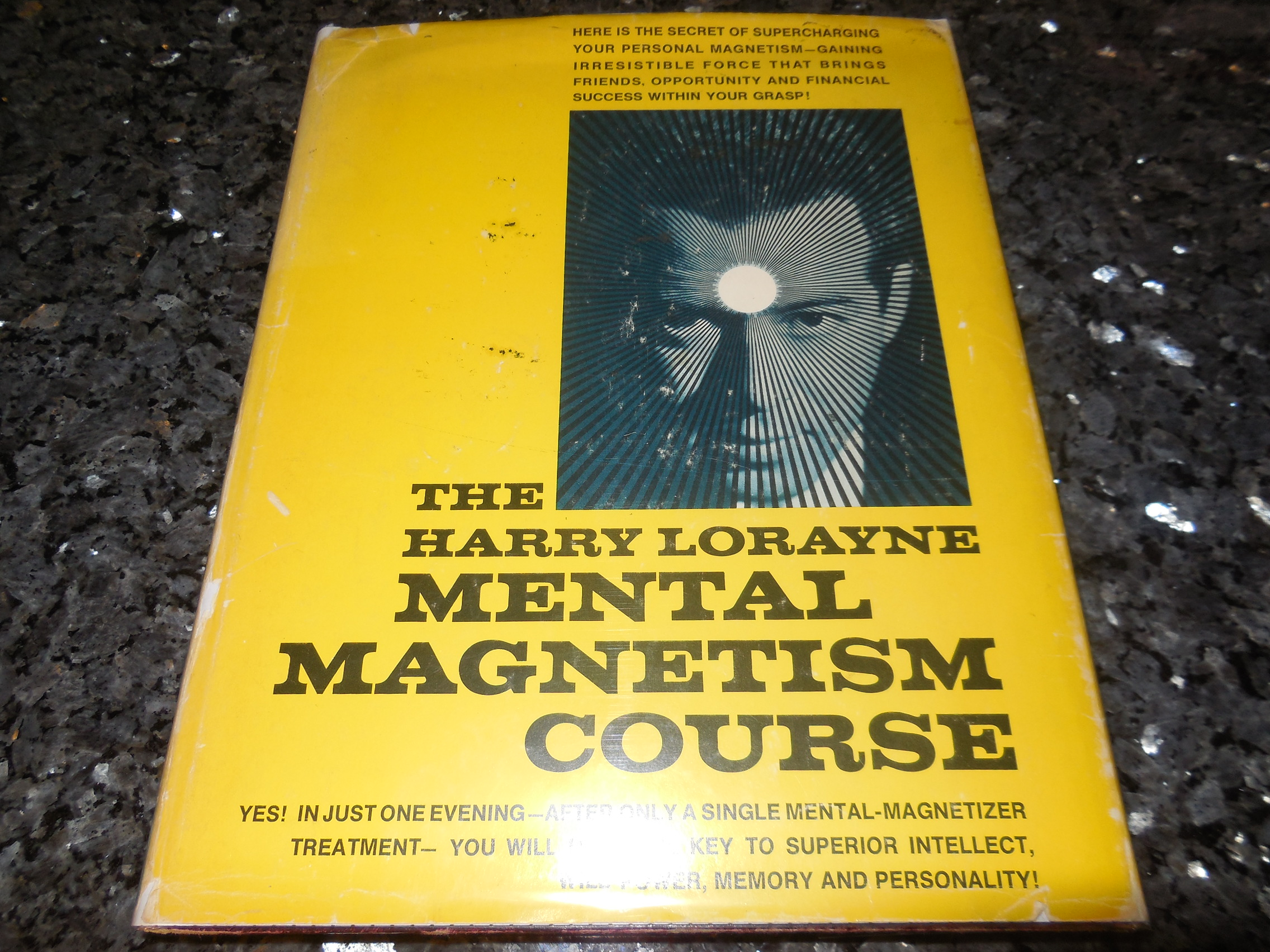 Image for The Harry Lorayne Mental Magnetism Course