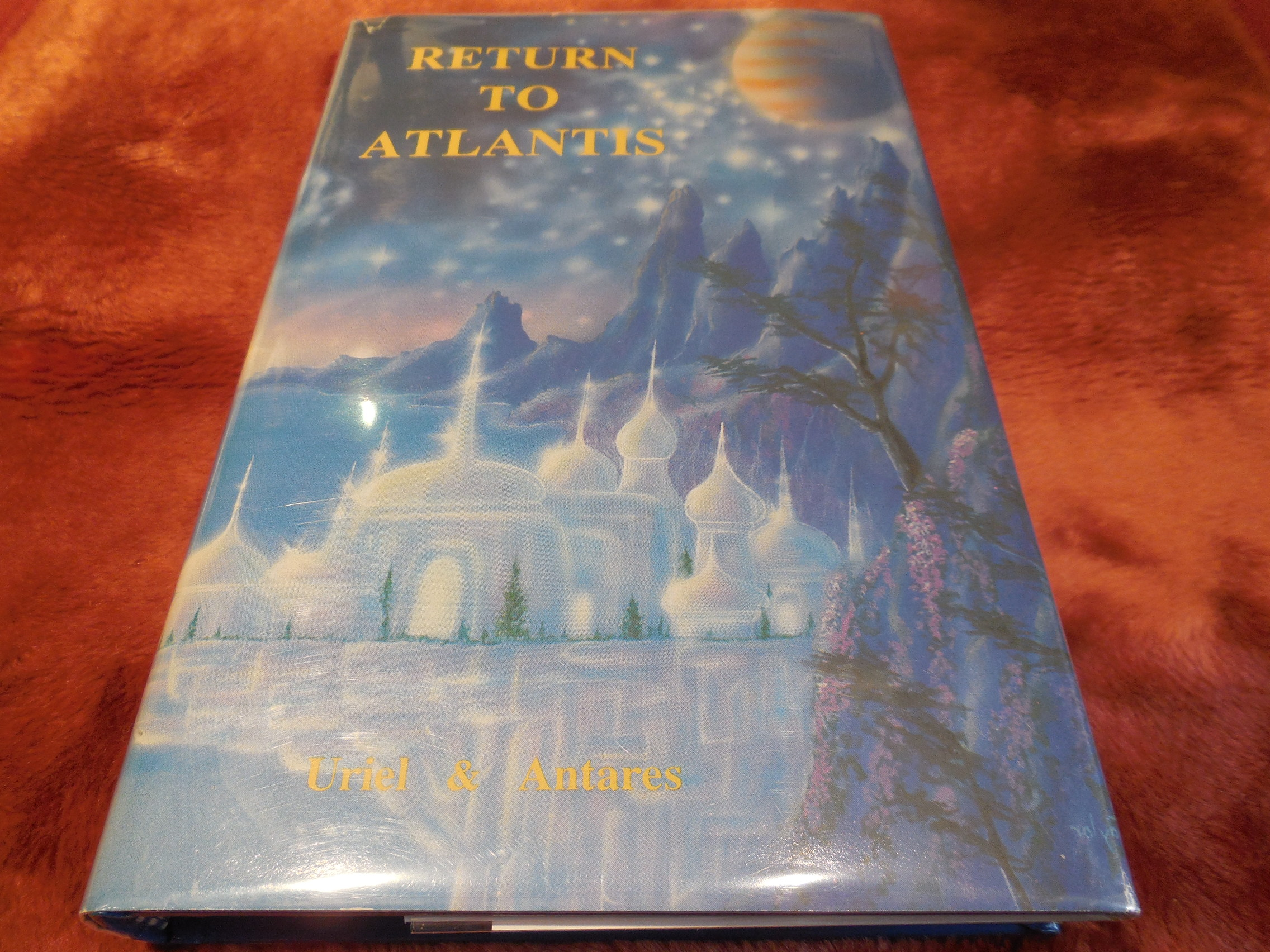 Image for Return to Atlantis (Return to Atlantis Series)