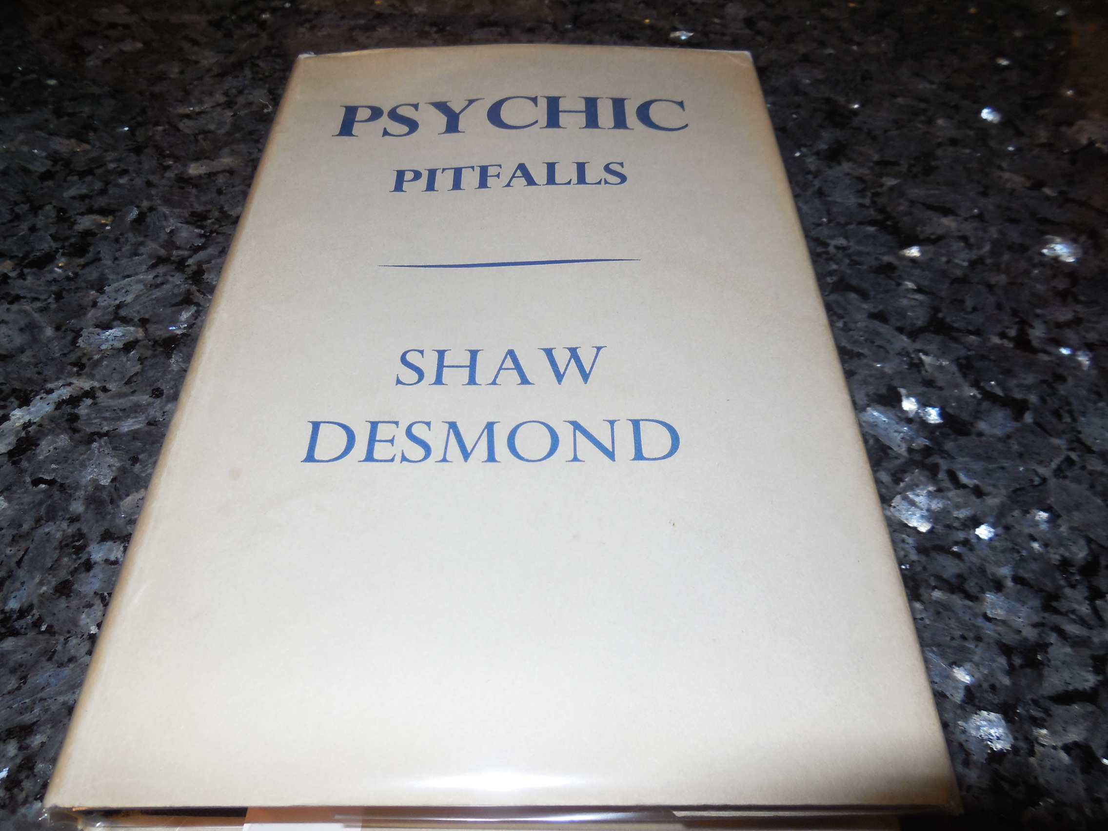 Image for Psychic Pitfalls
