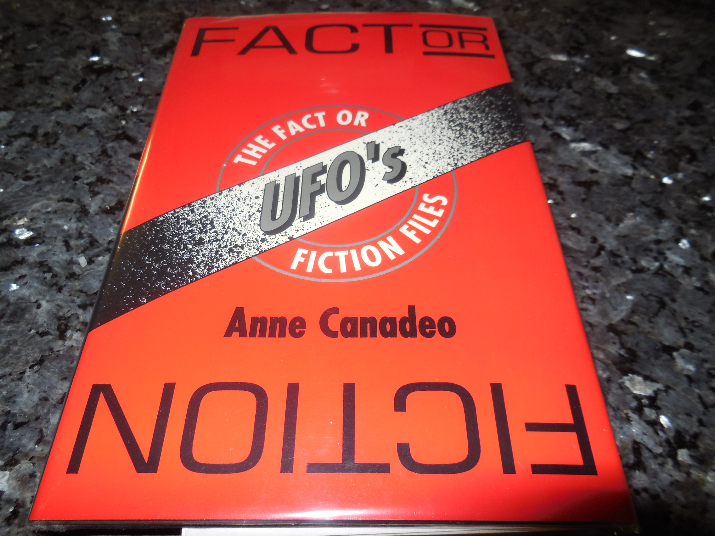Image for Ufo's (Fact Or Fiction Files)