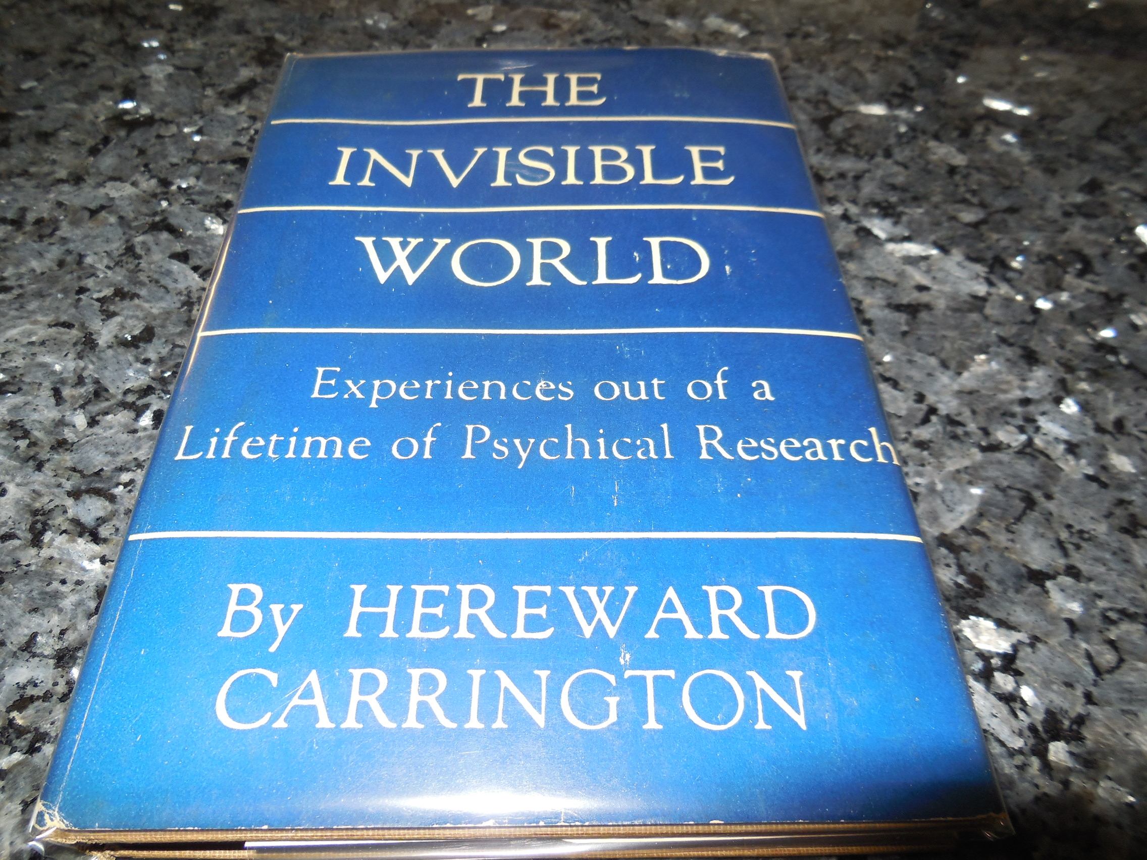 Image for The Invisible World