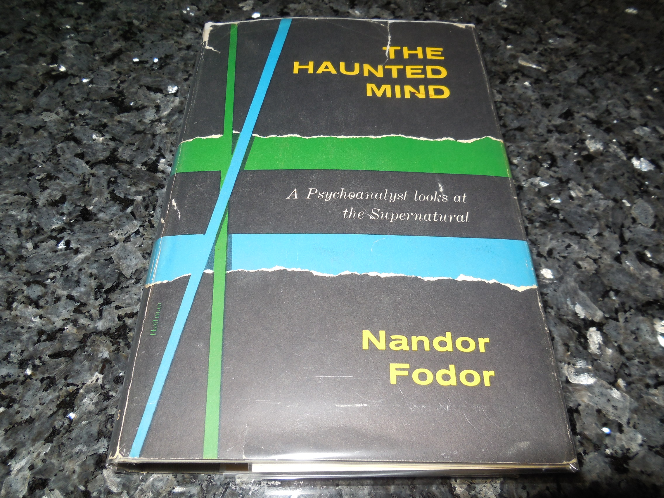 Image for The Haunted Mind - A Psychoanalyst Looks at the Supernatural