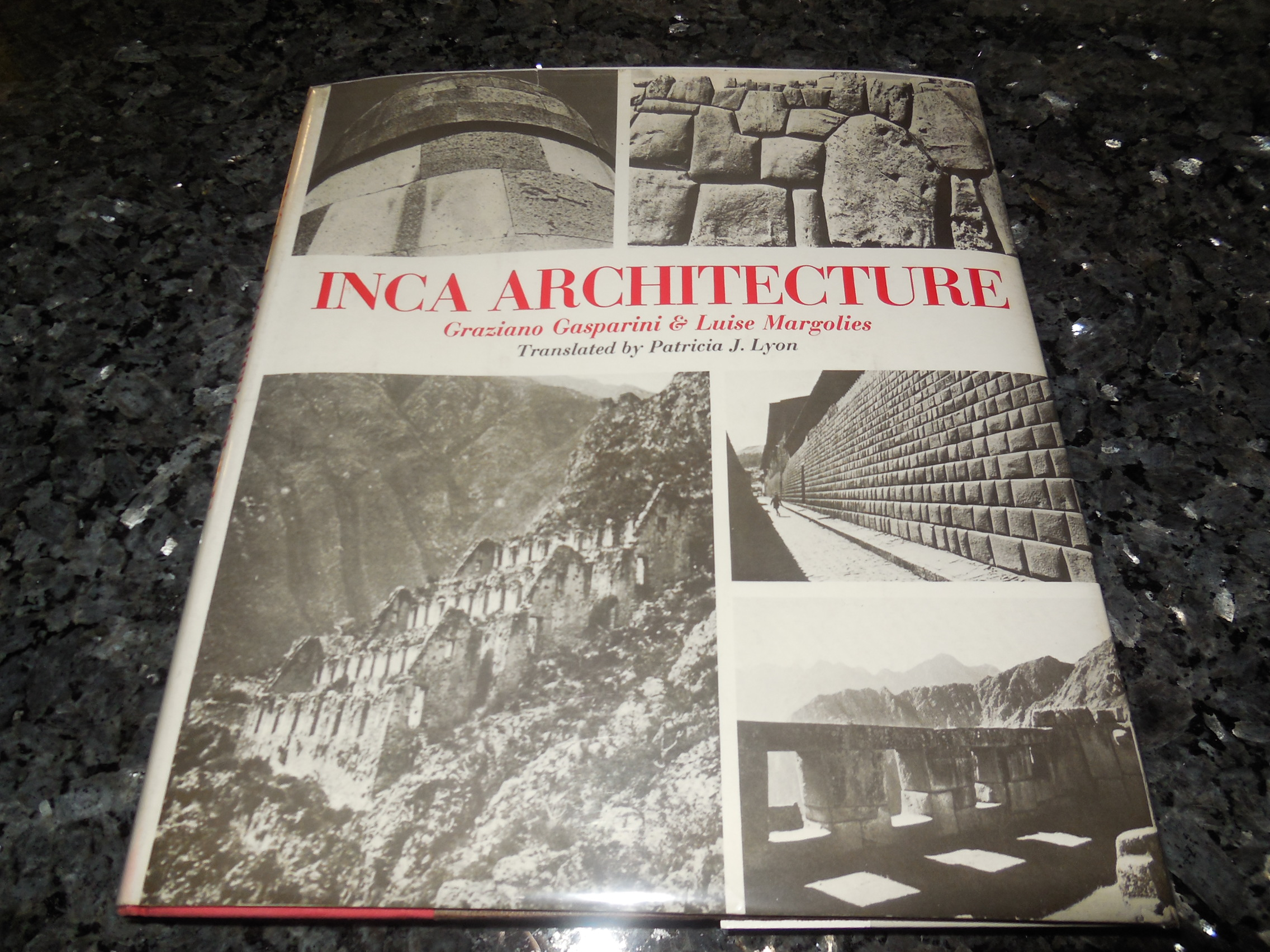 Image for Inca Architecture