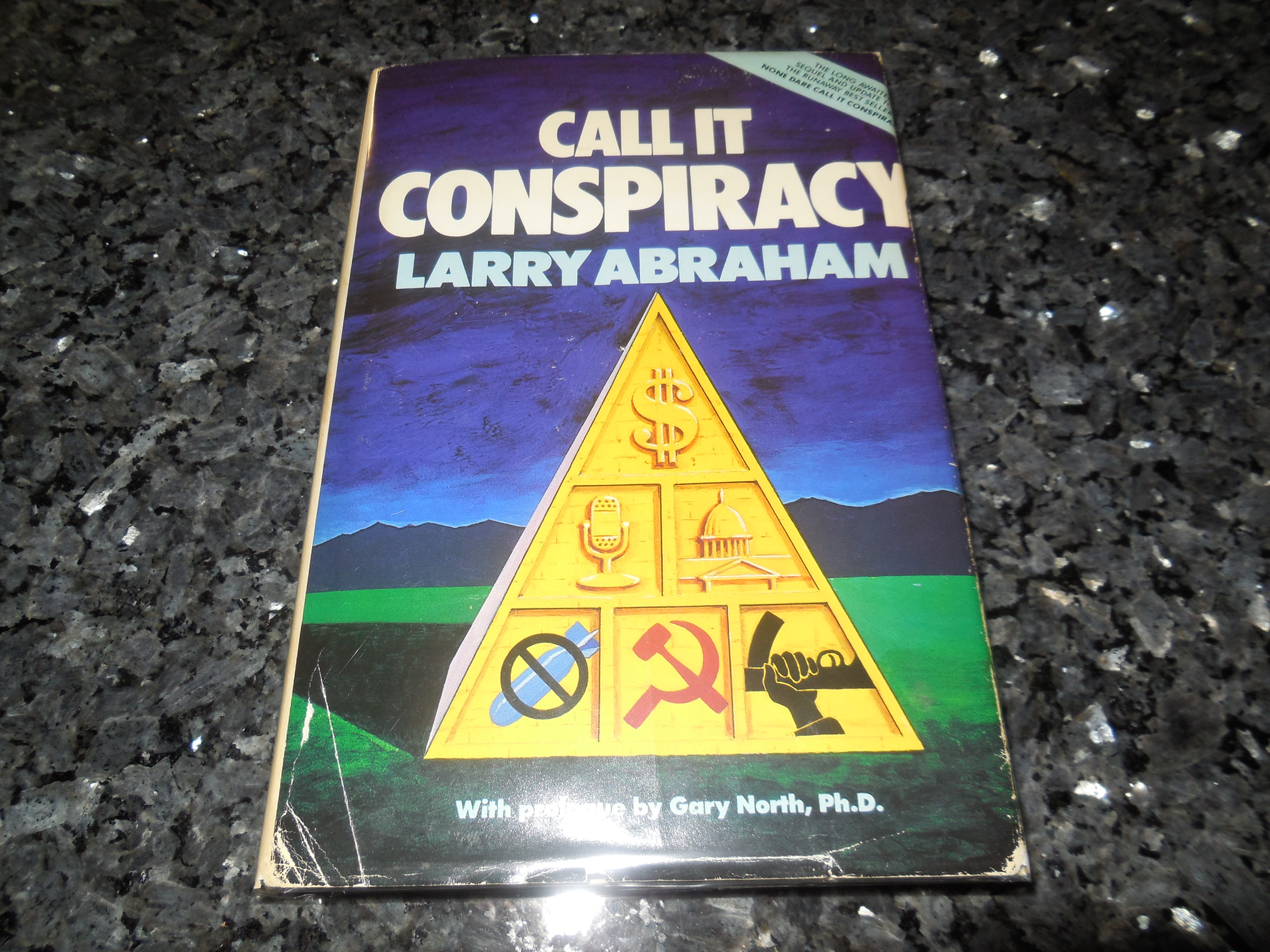 Image for Call It Conspiracy (Sequel to None Dare Call It Conspiracy)