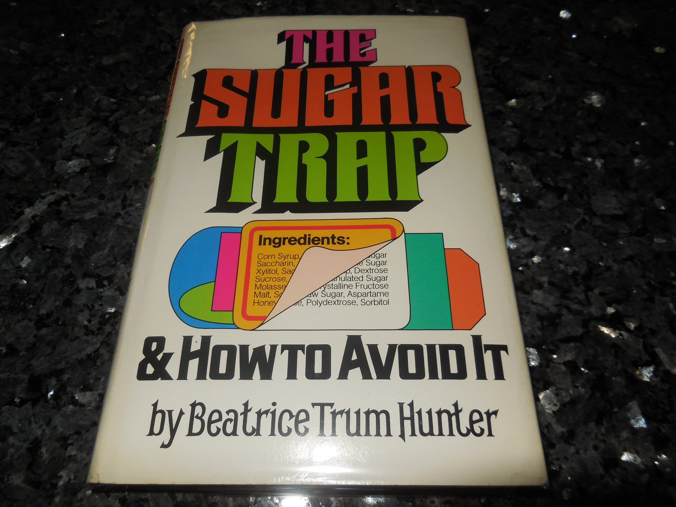 Image for The Sugar Trap and How to Avoid It