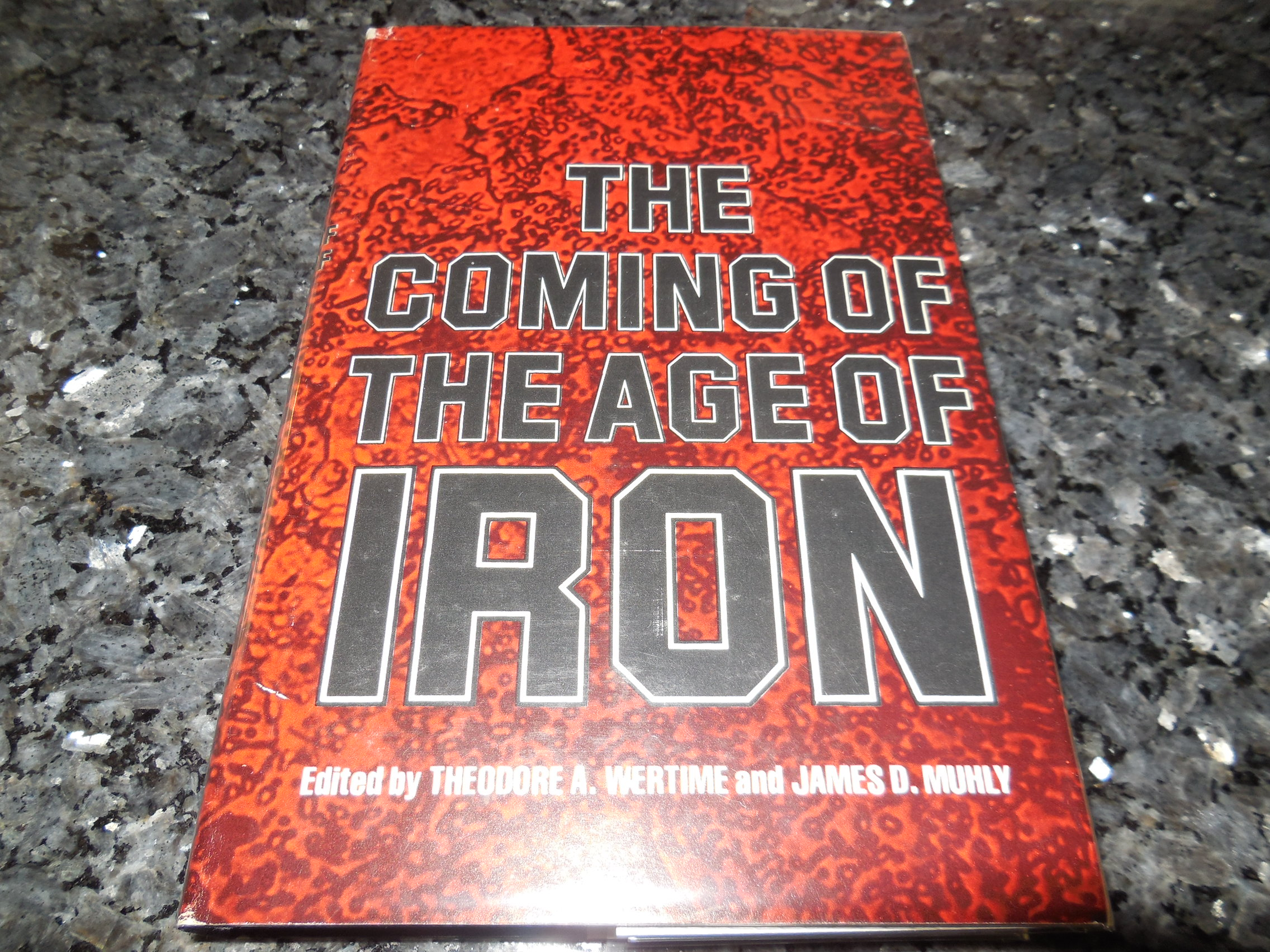 Image for The Coming of the Age of Iron