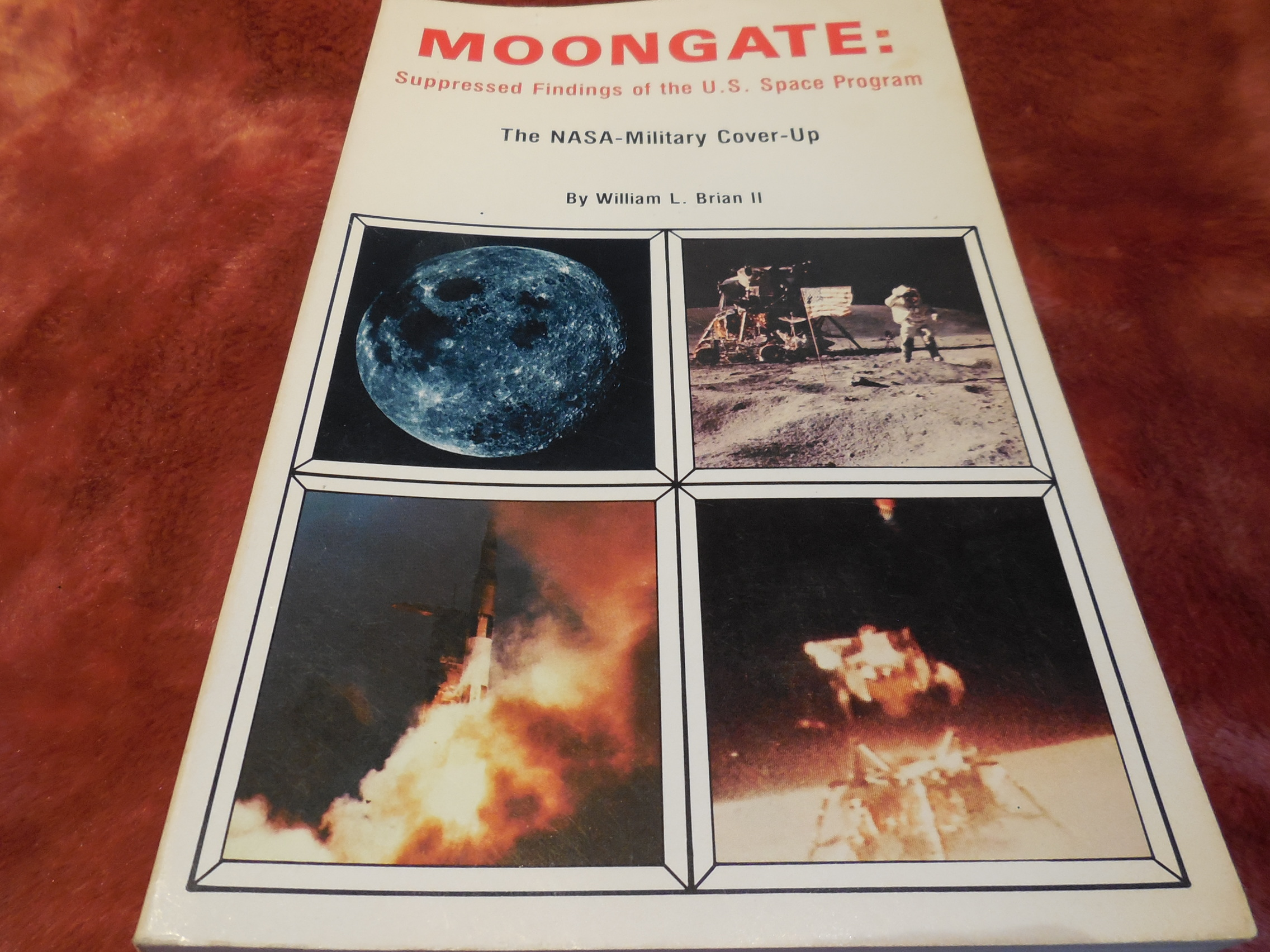 Image for Moongate: Suppressed Findings of the U.S. Space Program