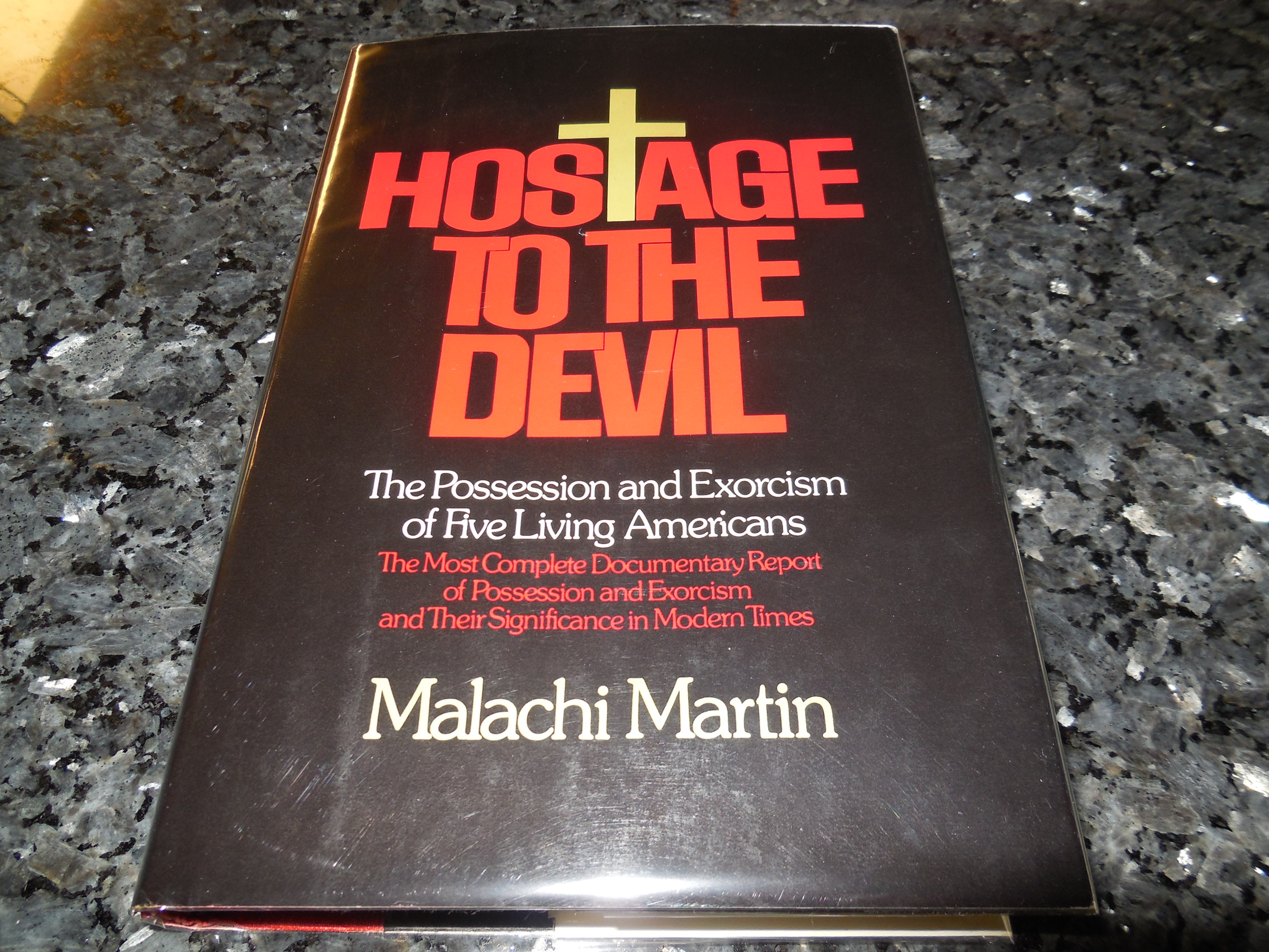 Image for Hostage to the Devil: The Possession and Exorcism of Five Living Americans